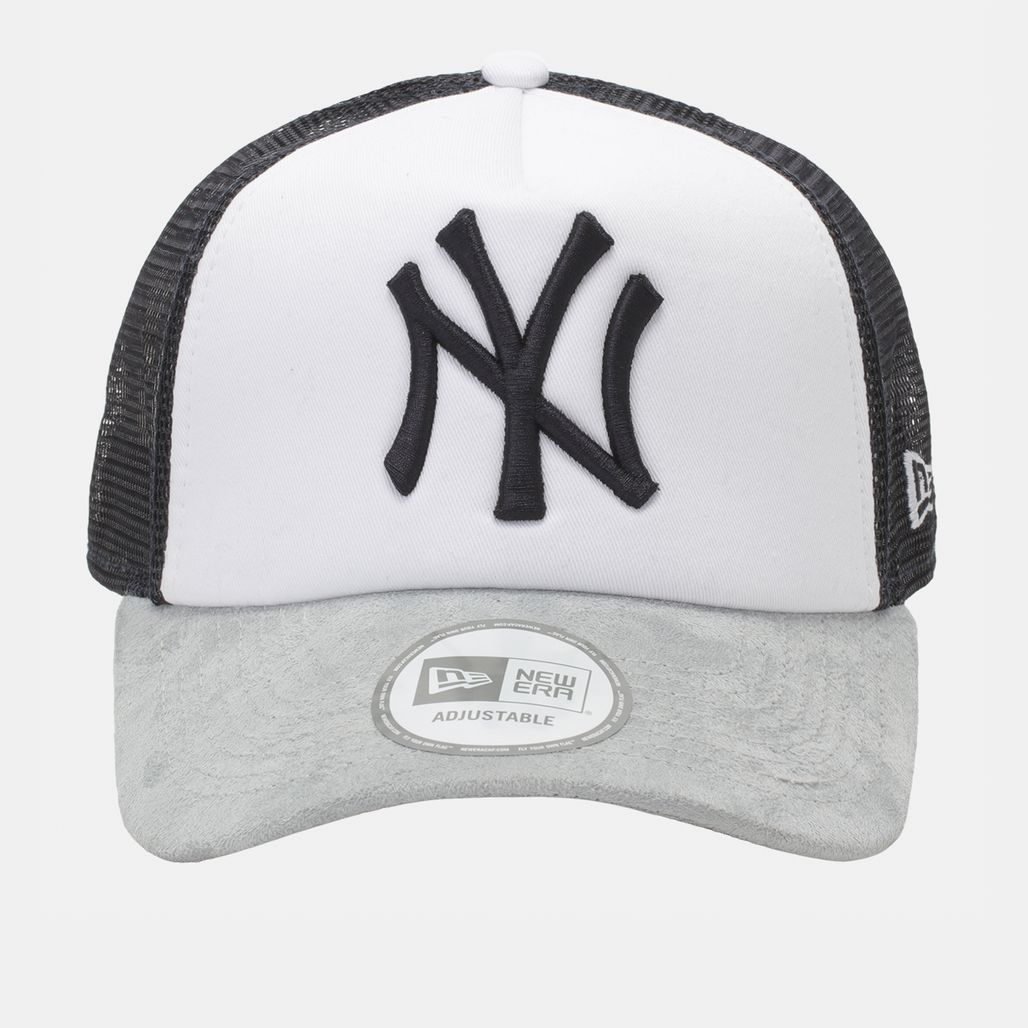 New Era Team Truck NY Yankees Cap - White