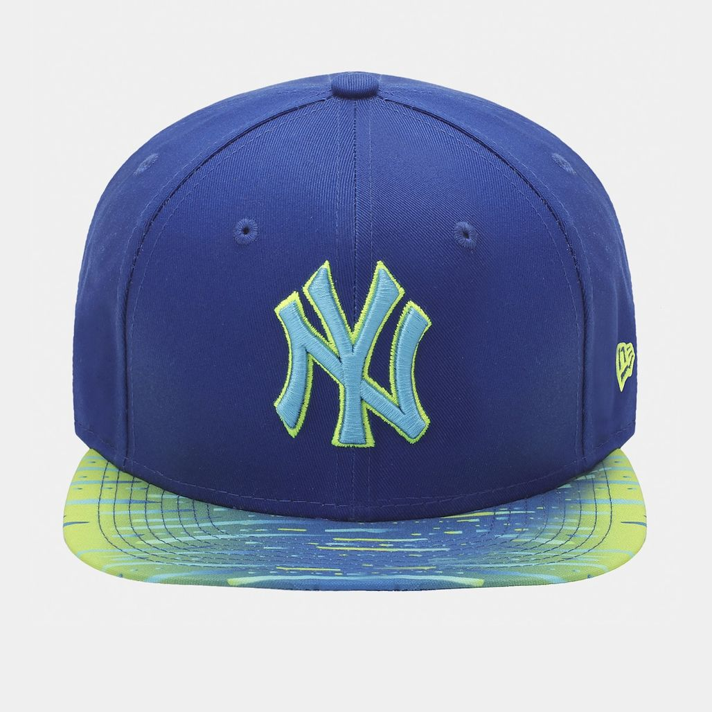 New Era Sneak Vize New York Yankees Cap - Blue