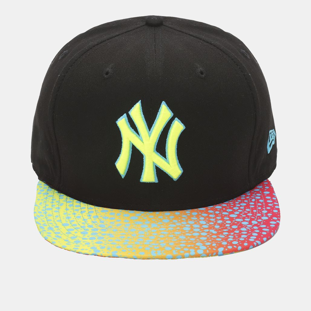 New Era Sneak Vize New York Yankees Cap - Black
