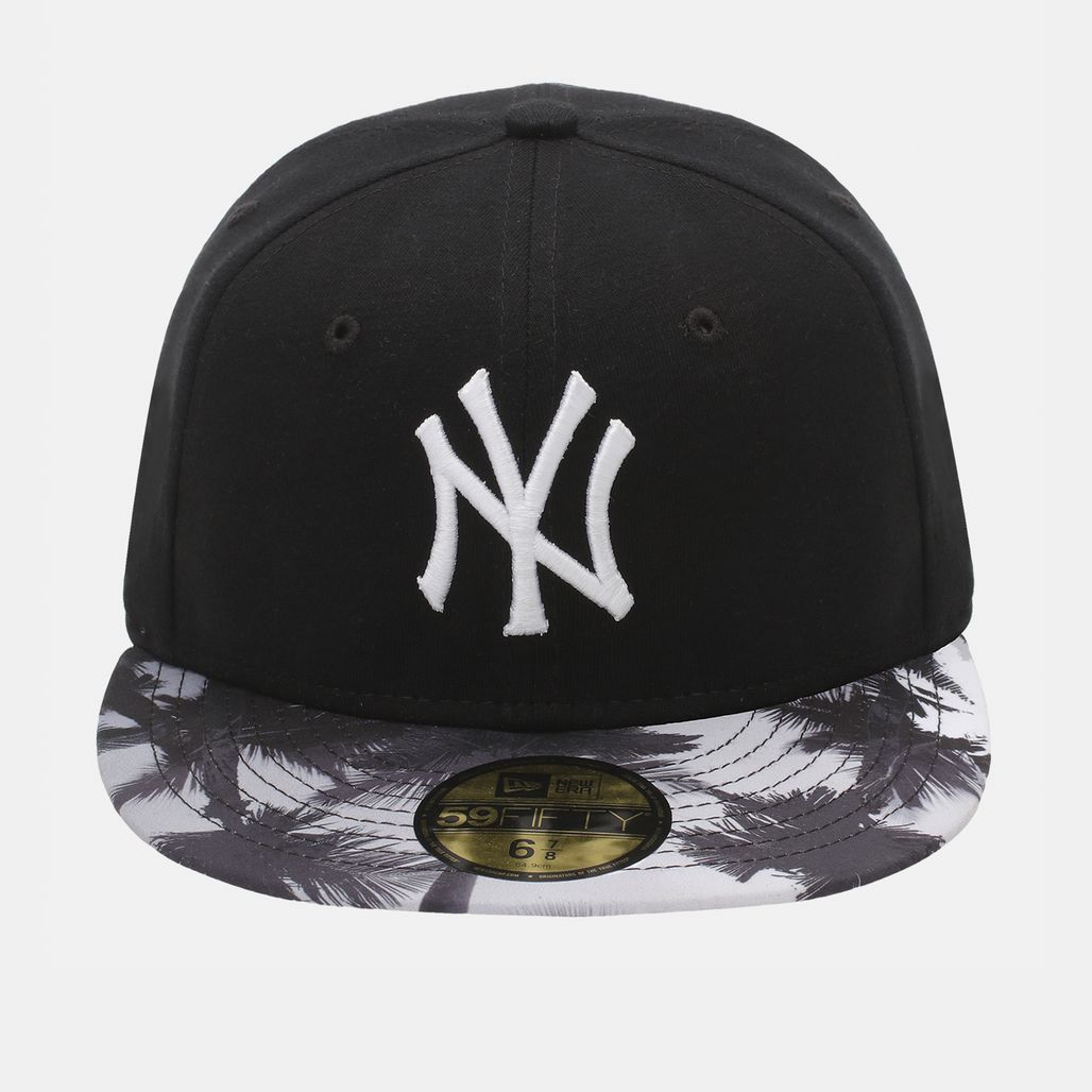New Era Miami Vibe New York Yankees Cap - Black