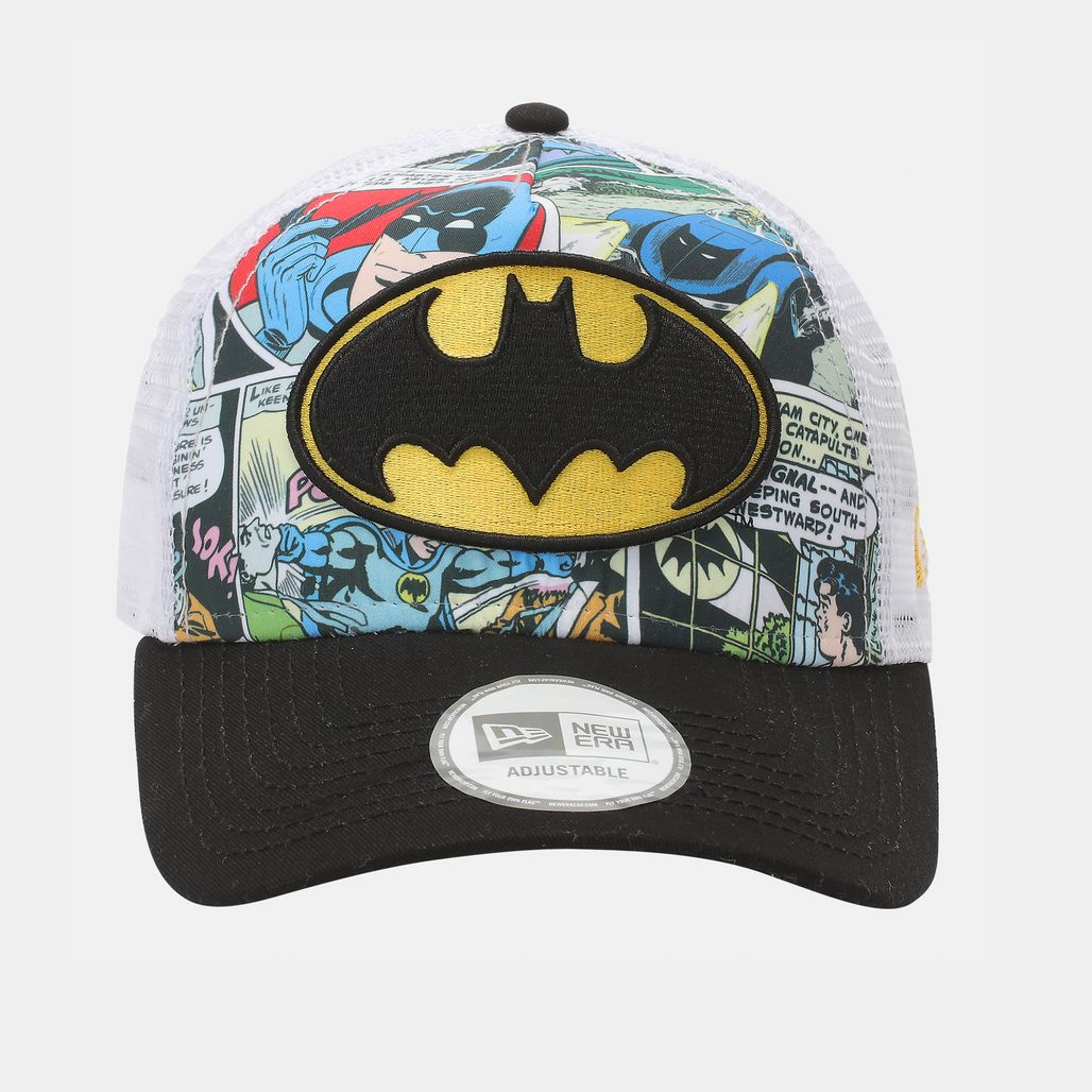 New Era Comic Truck Batman Cap - Black