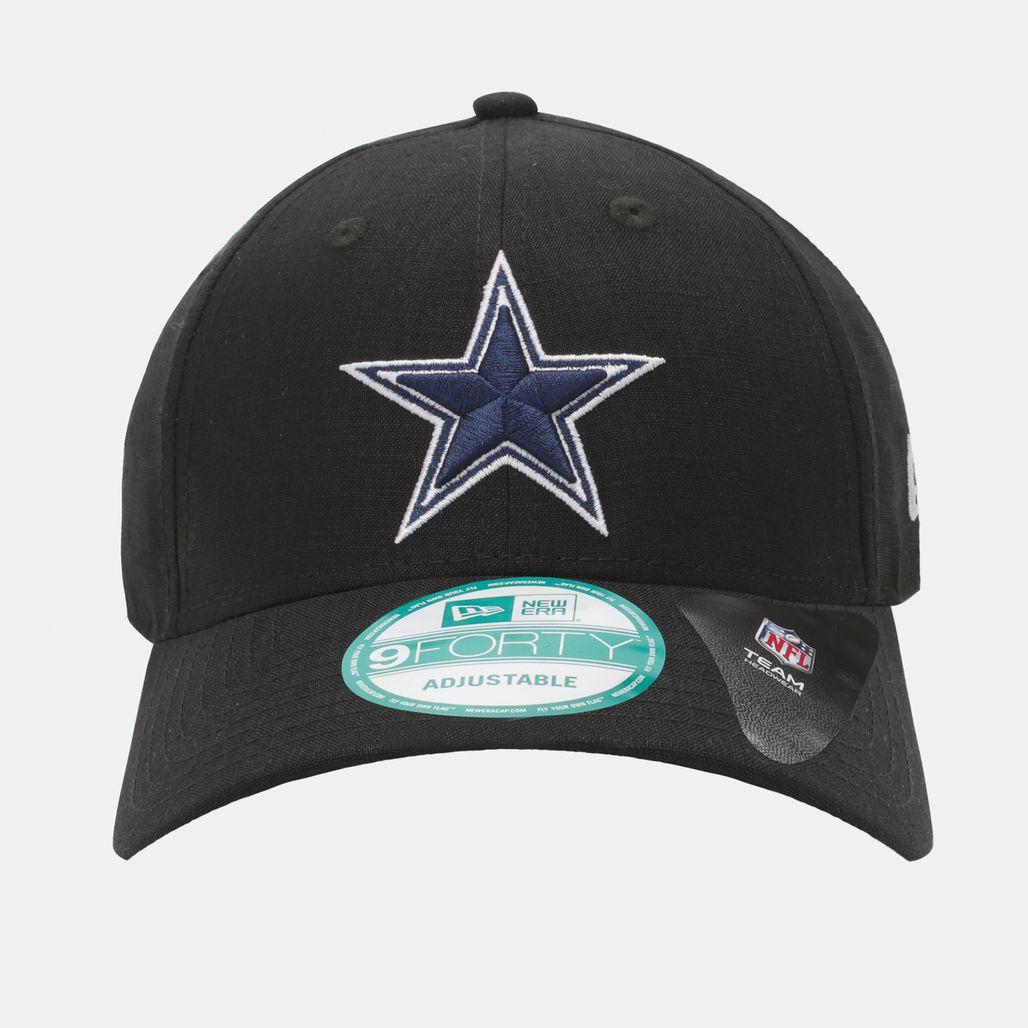 New Era Black Bas Dallas Cowboys Cap - Black