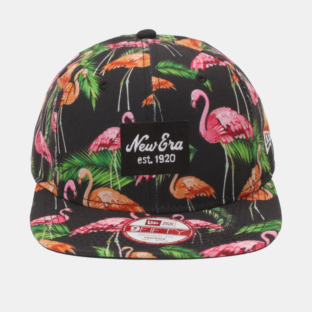 New Era Tropical 9Fifty Cap - Pink