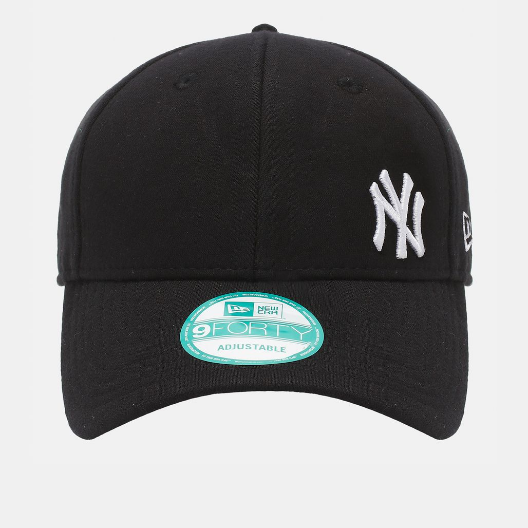 New Era Classic Logo NY Yankees Cap - Black