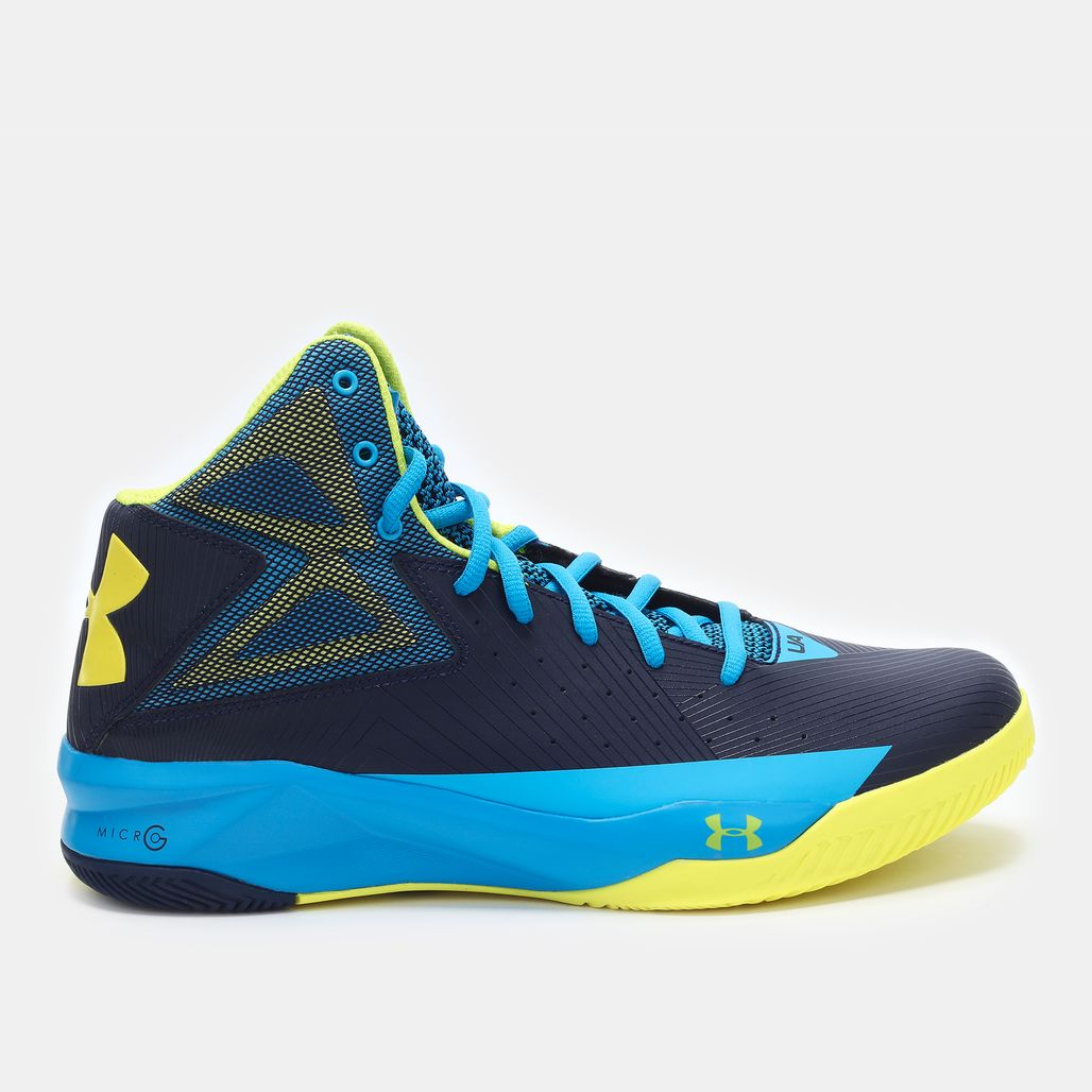 Under Armour UA Rocket Basketball Shoe