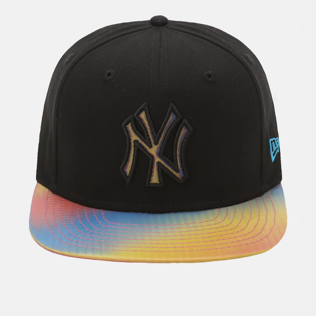 New Era Metallic Time NY Yankees Cap - Black