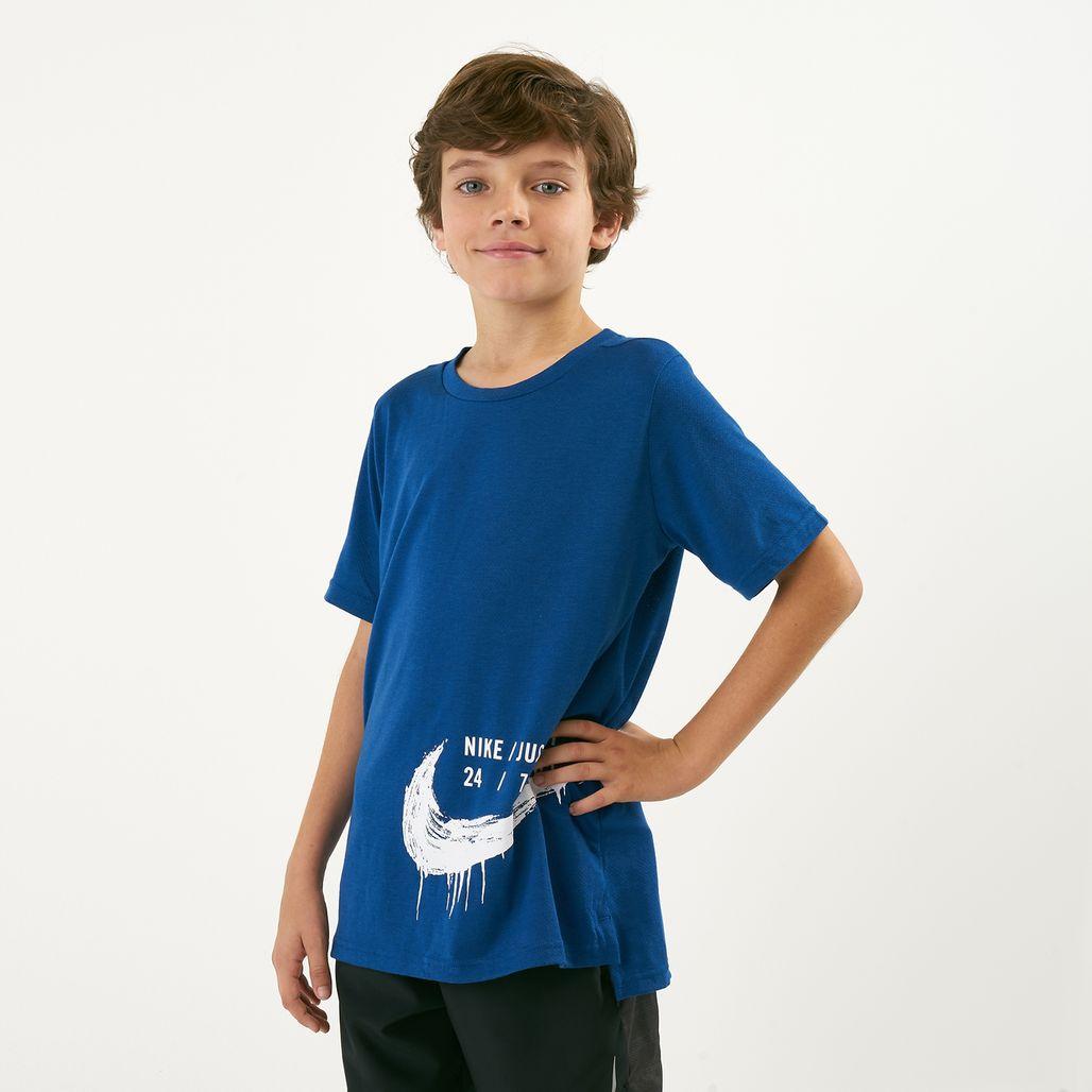 Nike Kids' Breathe T-Shirt (Older Kids)