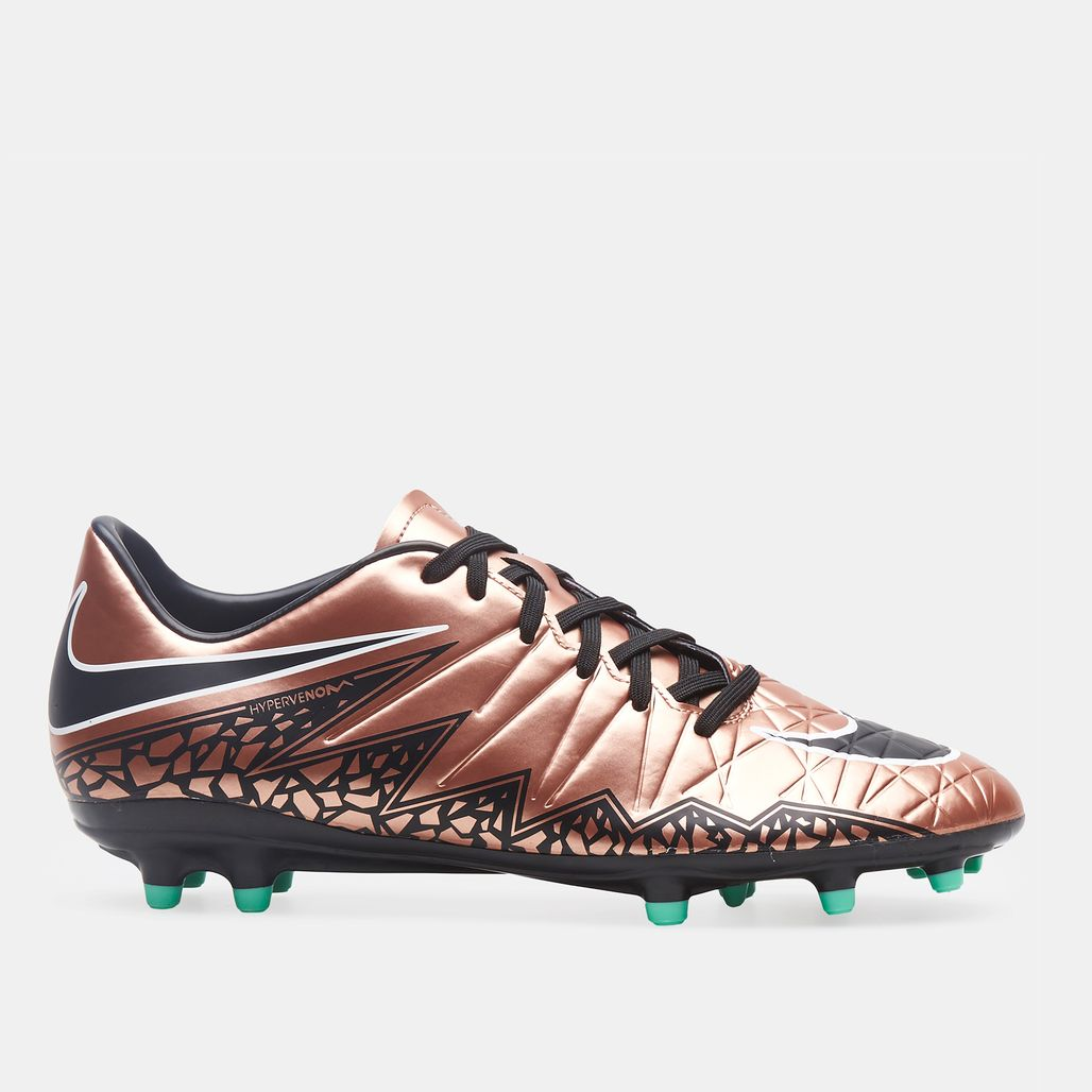 Nike Hypervenom Phelon II Firm Ground Football Shoe
