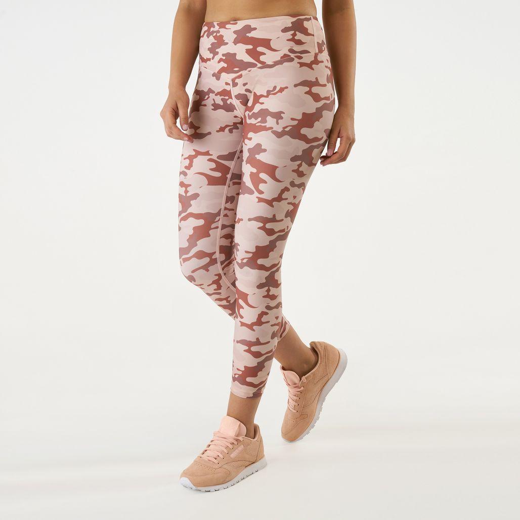 Lurv Women's Army Of Love 7/8 Leggings