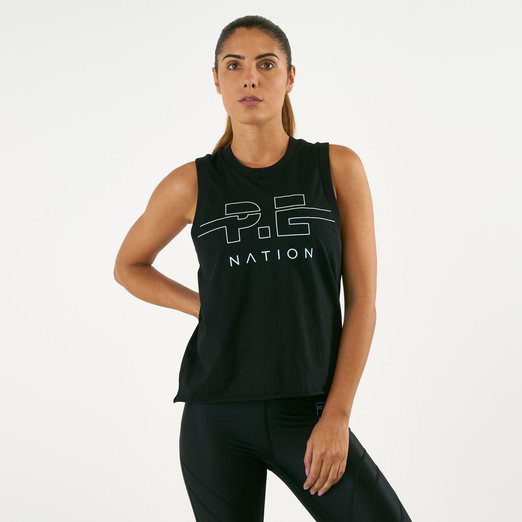 PE Nation Women's Spike Tank Top