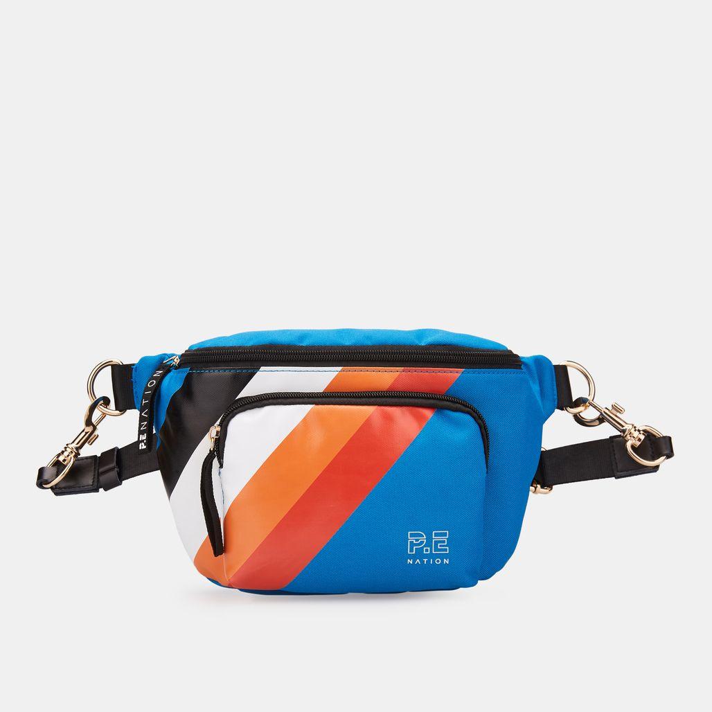 PE Nation Women's Kick Serve Belt Bag - Blue