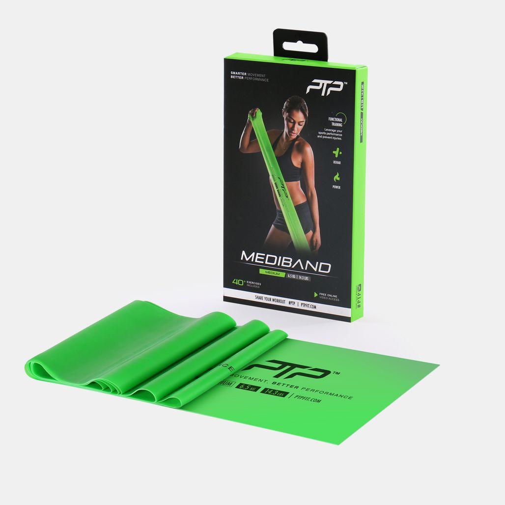 PTP Medium Mediband - Green