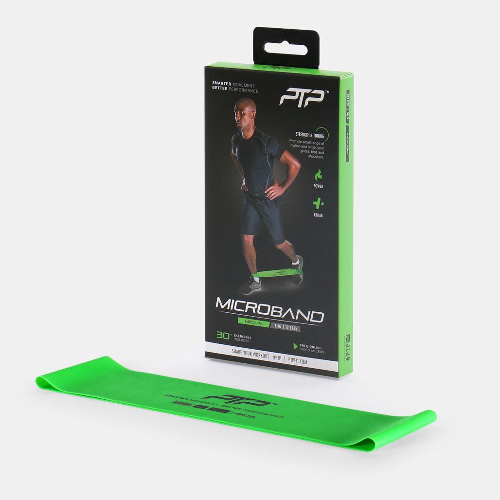 PTP Medium Microband - Green