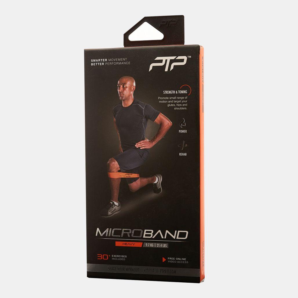 PTP Heavy Microband - Orange