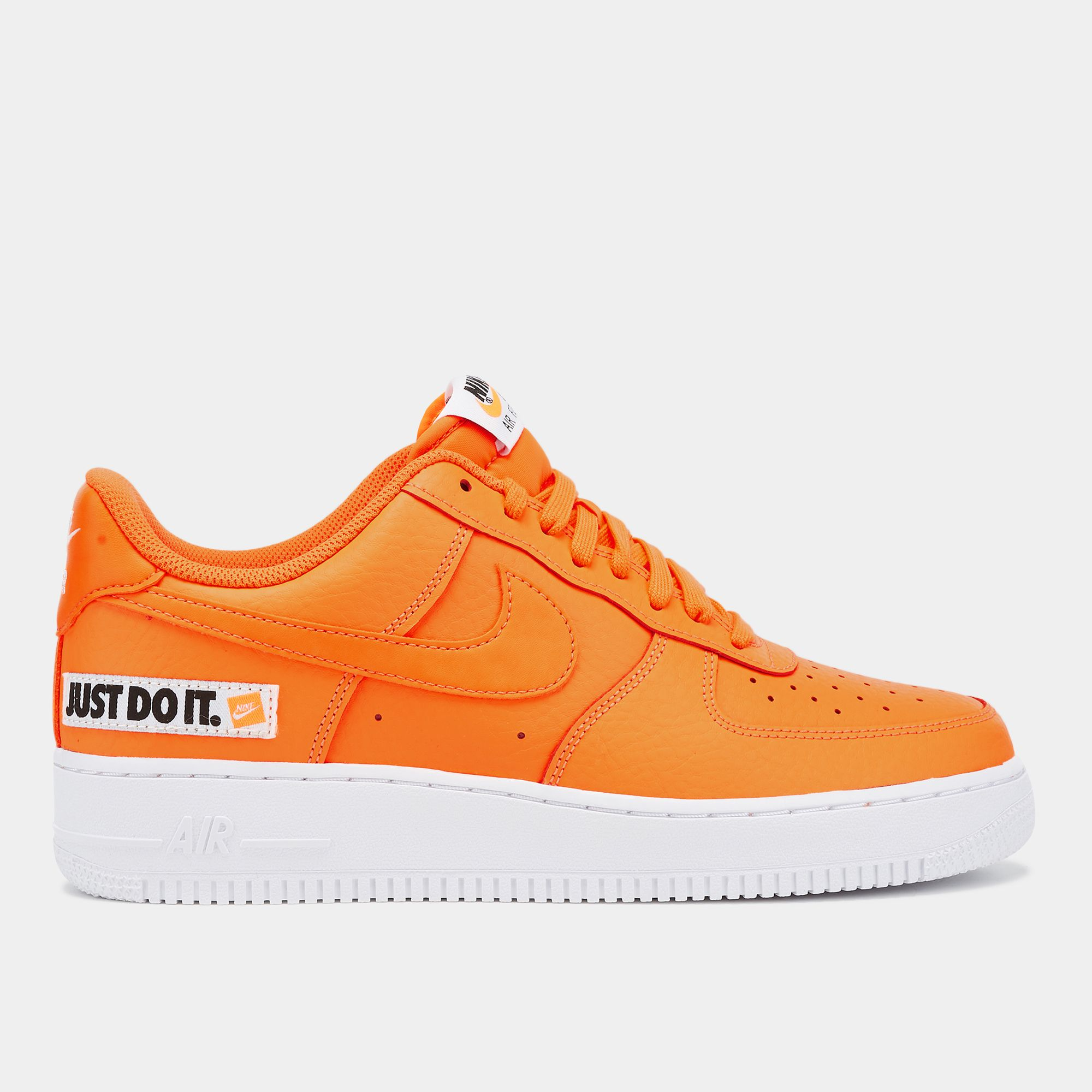 hot sale online 0fe9a 14f04 Nike Air Force 1  07 LV8 JDI Leather Shoe   Sneakers   Shoes   Men s Sale    Sale   SSS