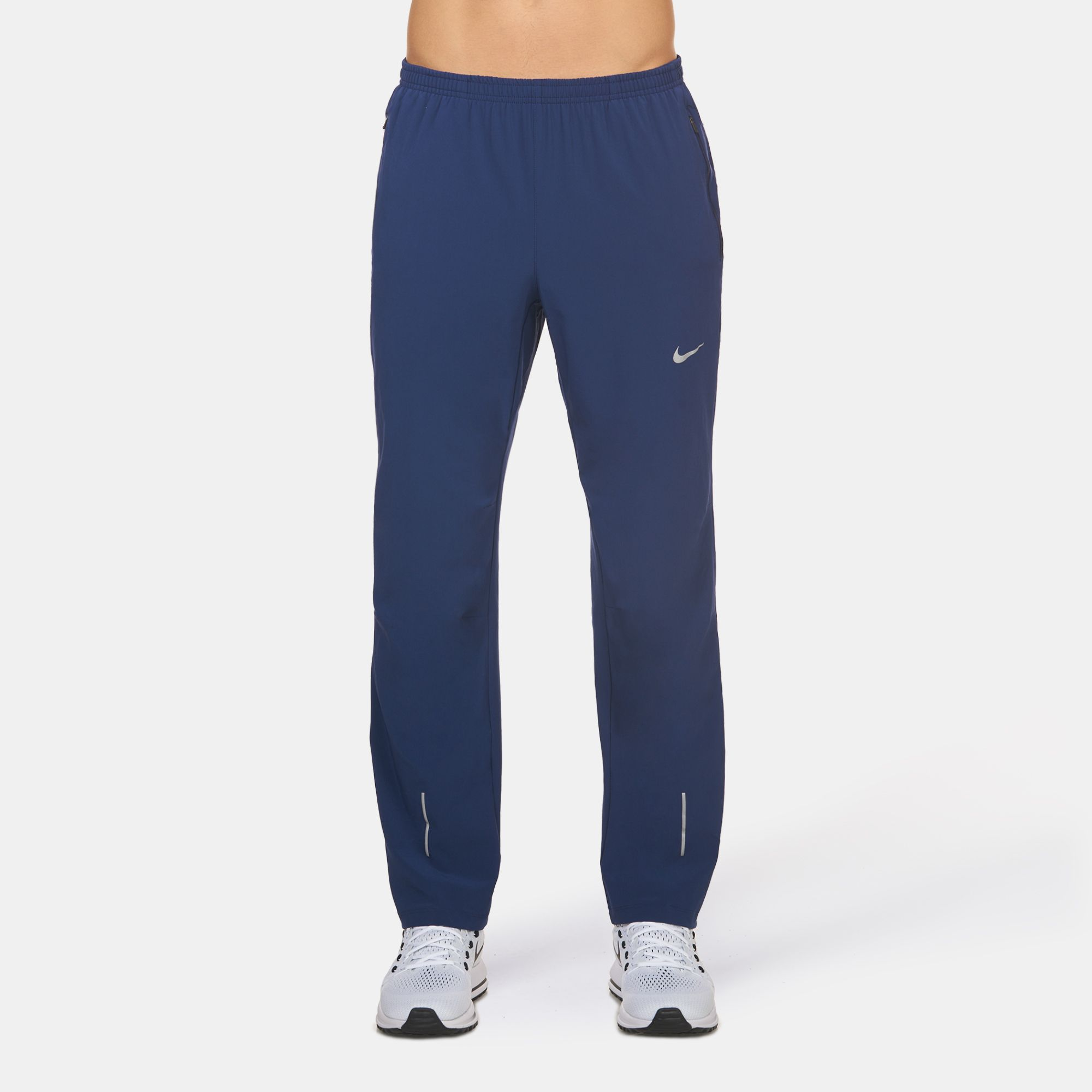 5f0f5c46e Shop Blue Nike Dri-FIT Stretch Woven Running Pant for Mens by Nike | SSS
