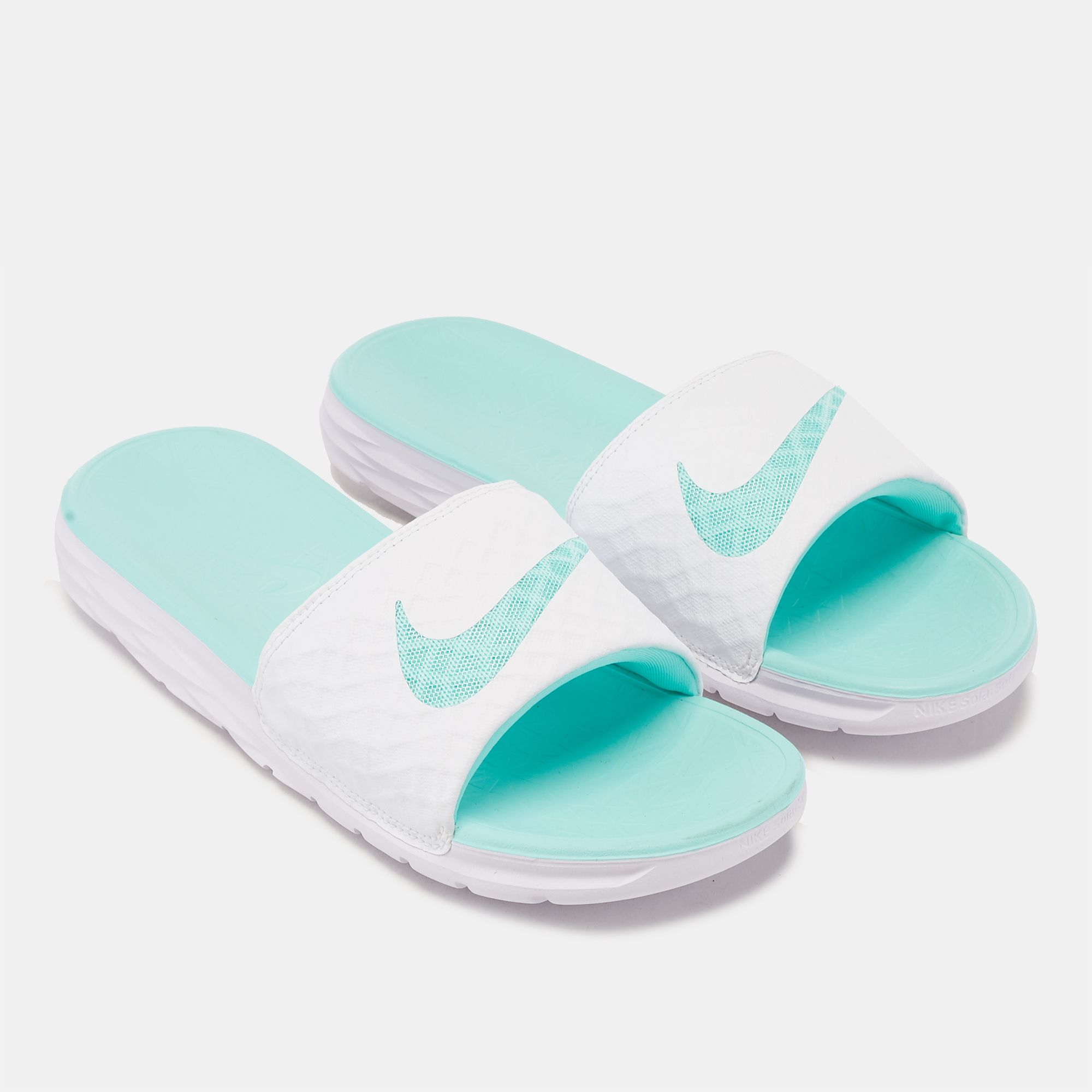 dc96dcbc2 buy nike benassi womens solarsoft slide sandals 5238e d6829