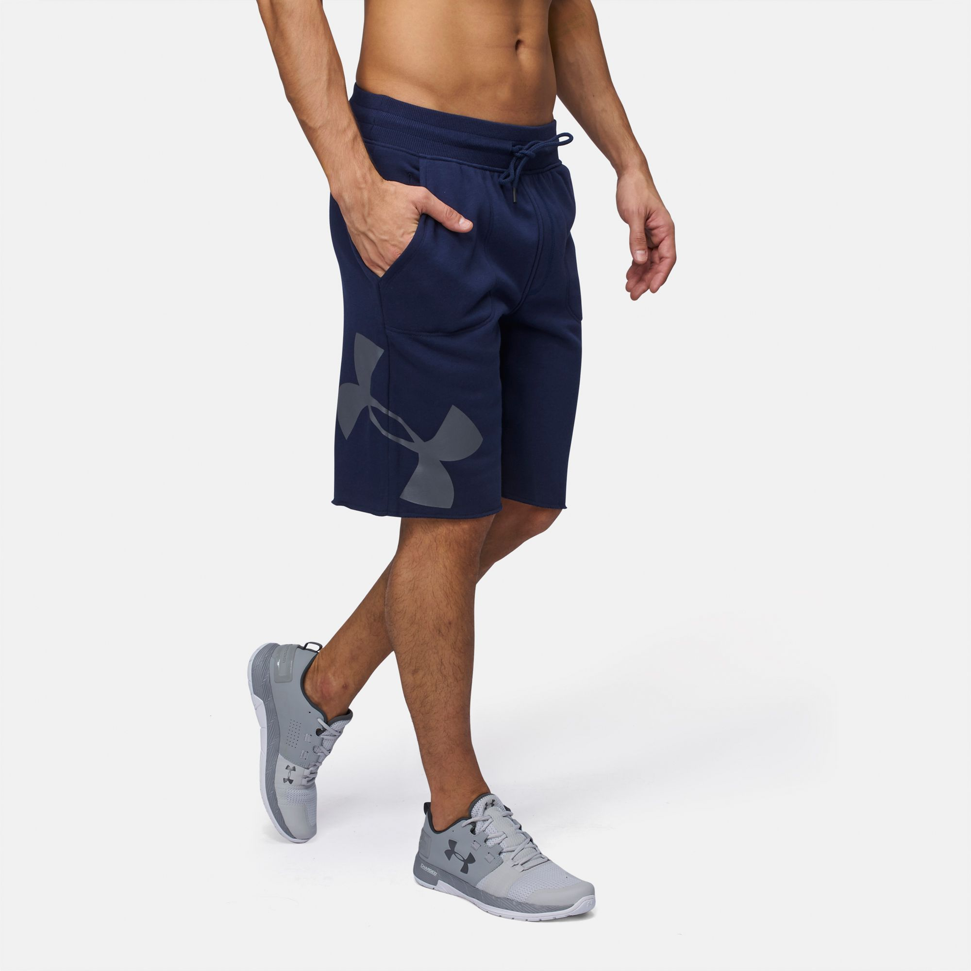 c147767f1ba Under Armour Rival Exploded Graphic Short Uaap 1303137 410 in Kuwait ...