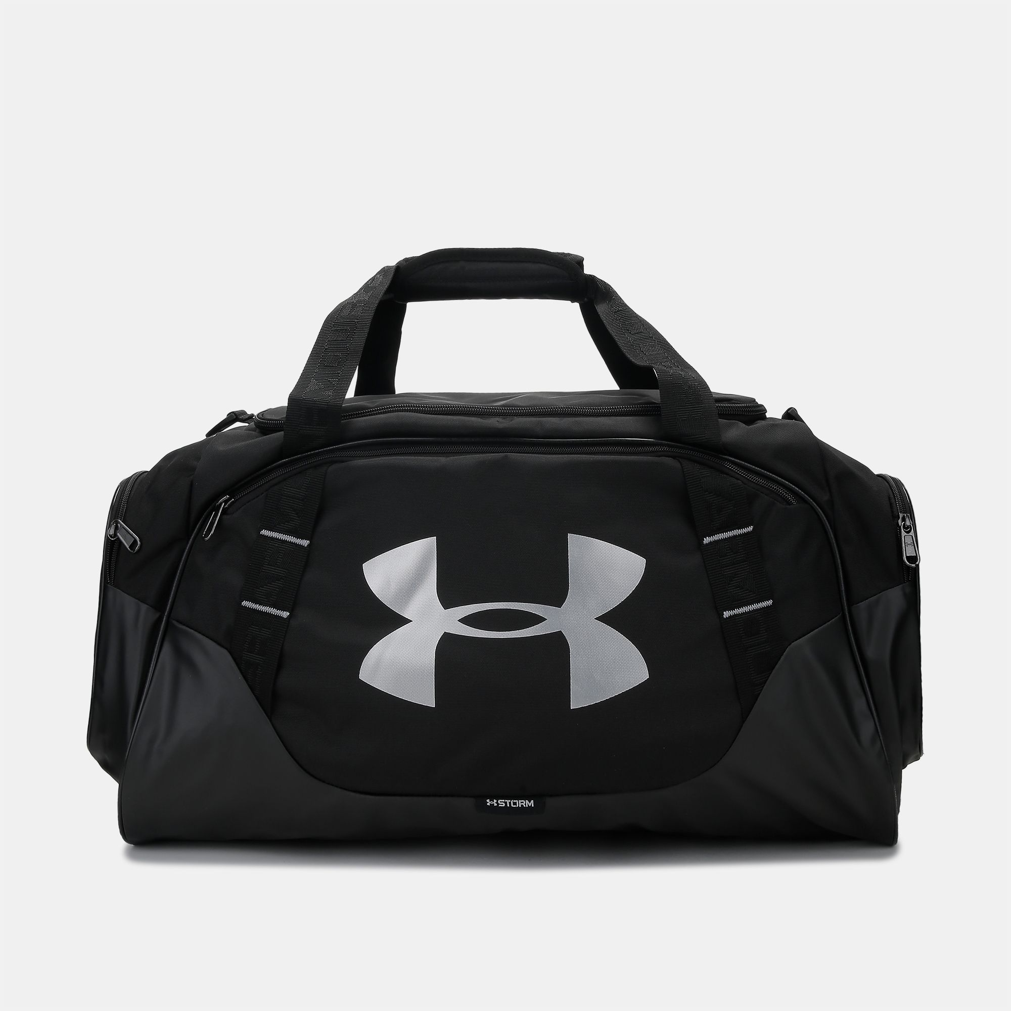 ff9106320a Shop Black Under Armour Undeniable 3.0 Medium Duffle Bag for Unisex ...