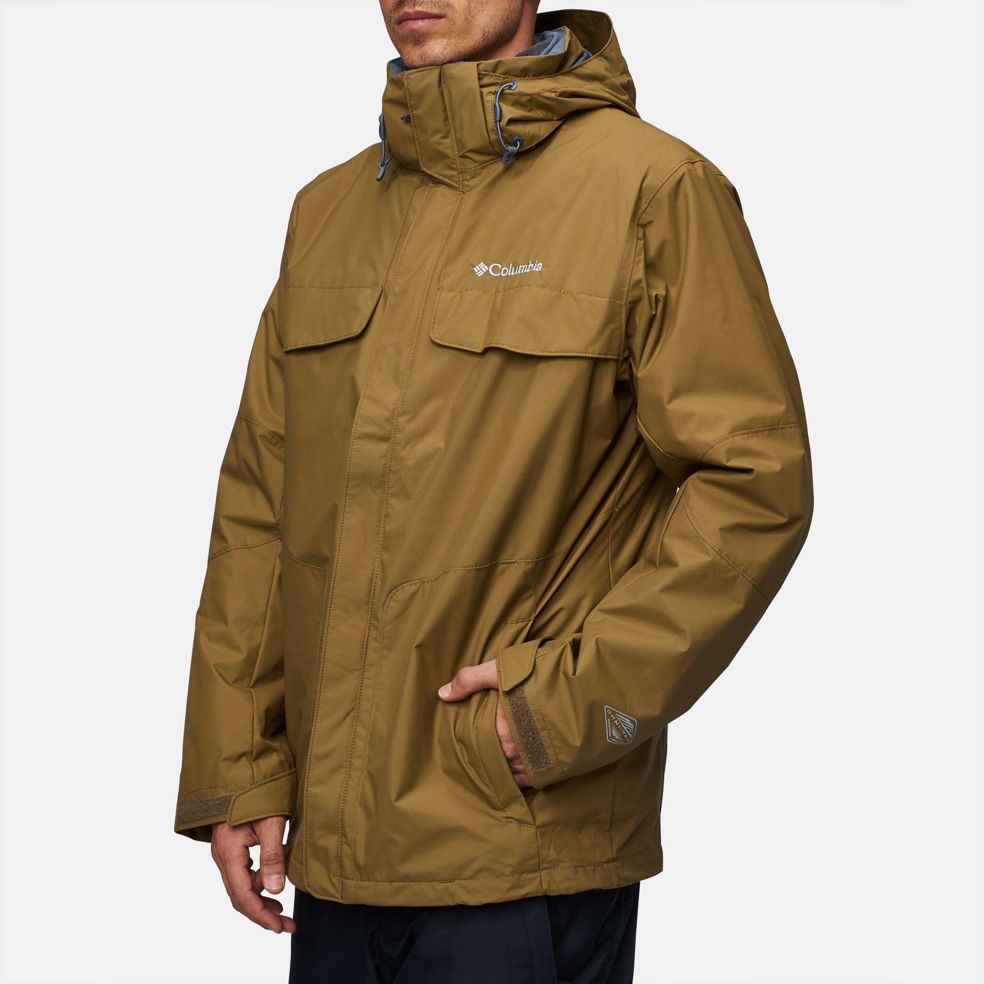 Men S Bugaboo Interchange Jacket