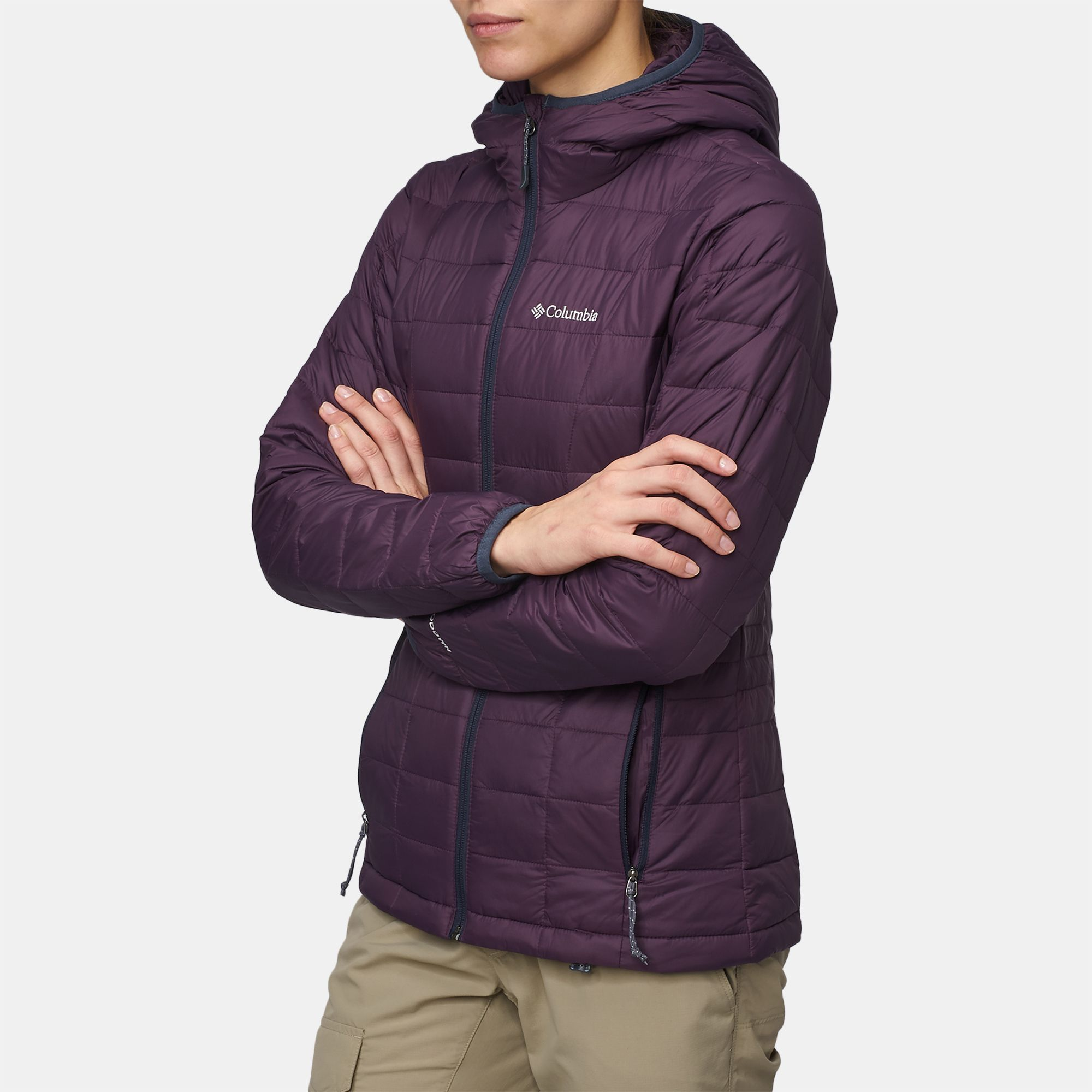 Did you wear Columbia jackets with Omni-Heat technology What feedback
