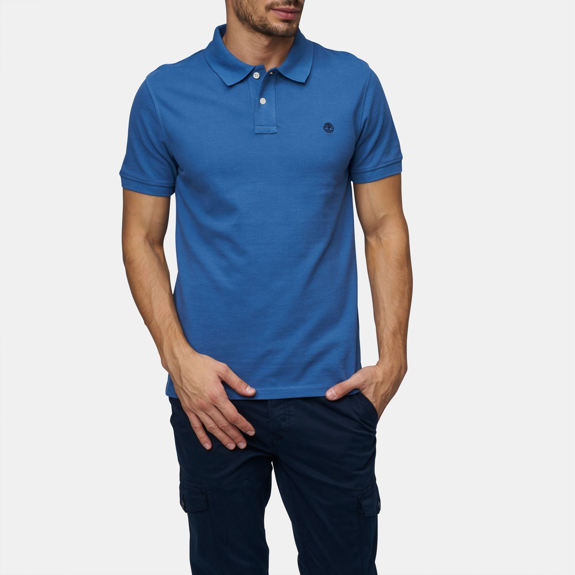 Timberland Millers River Polo T Shirt Polo Shirts Tops
