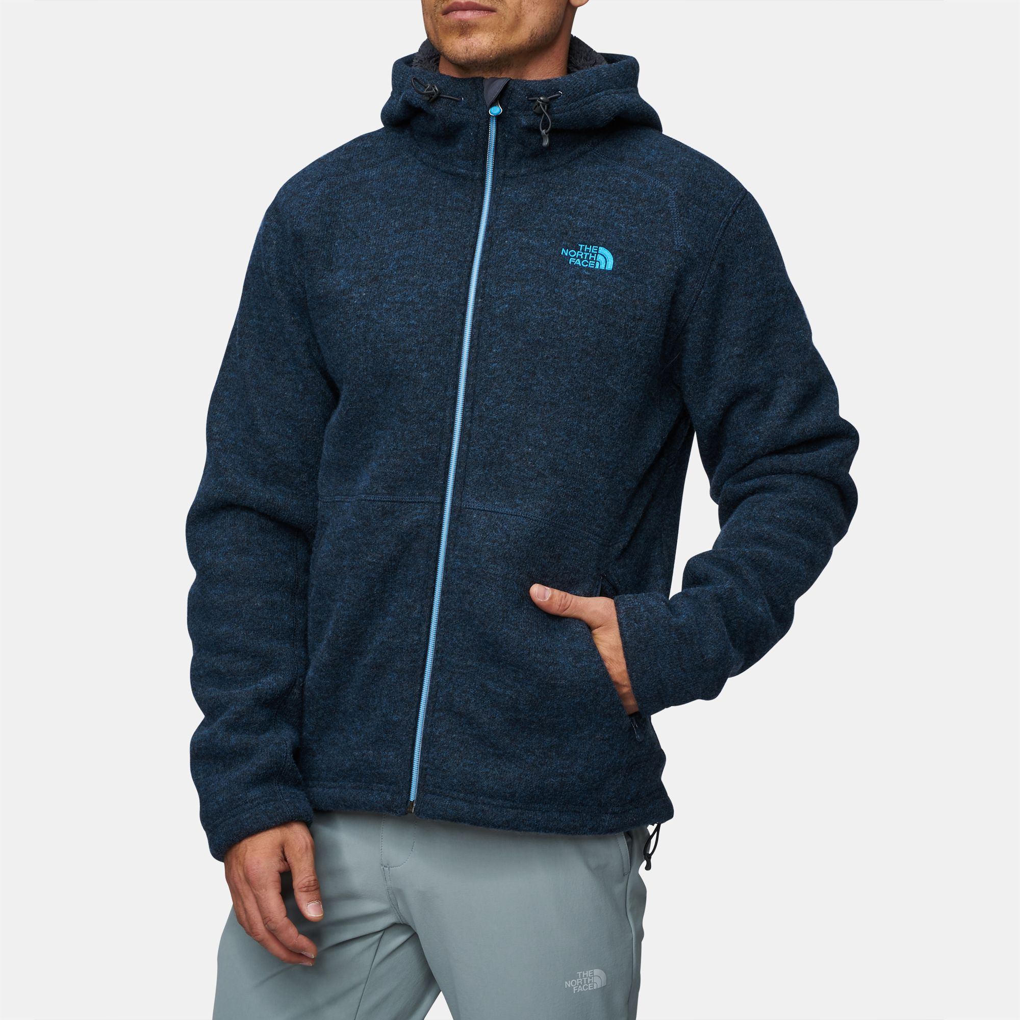 3d2876826 Shop 41 The North Face Zermatt Full Zip Hoodie for Mens by The North ...