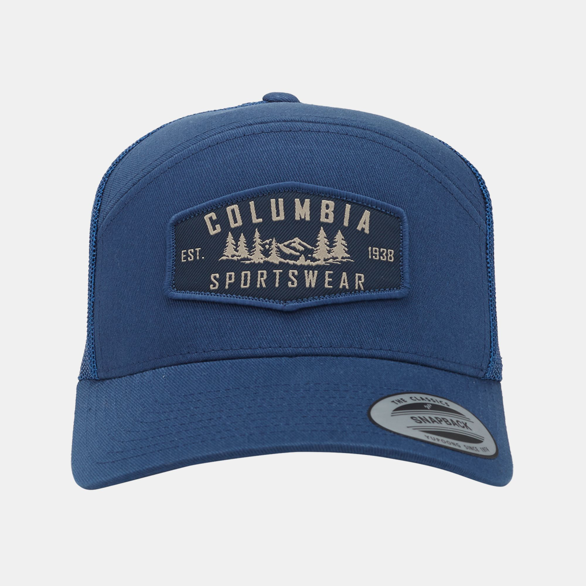 Shop Black Columbia Trail Evolution™ Snap Back Hat for Unisex by ... d6ec4a8cbd2a