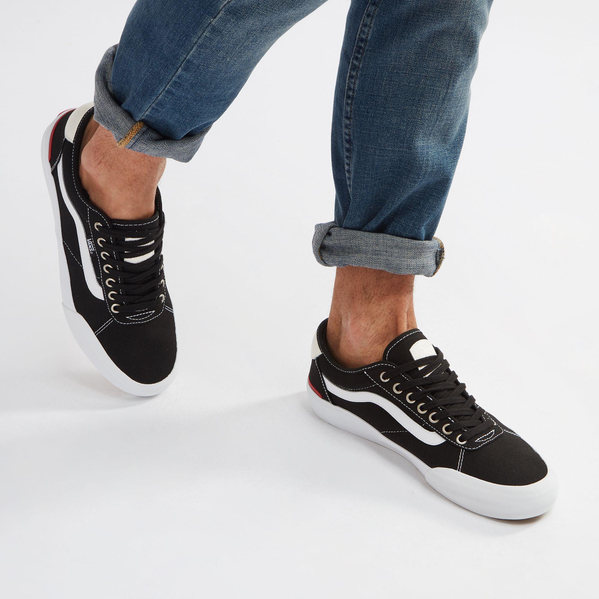 0d87c8206b Shop Black Vans Chima Pro 2 Shoe for Mens by Vans