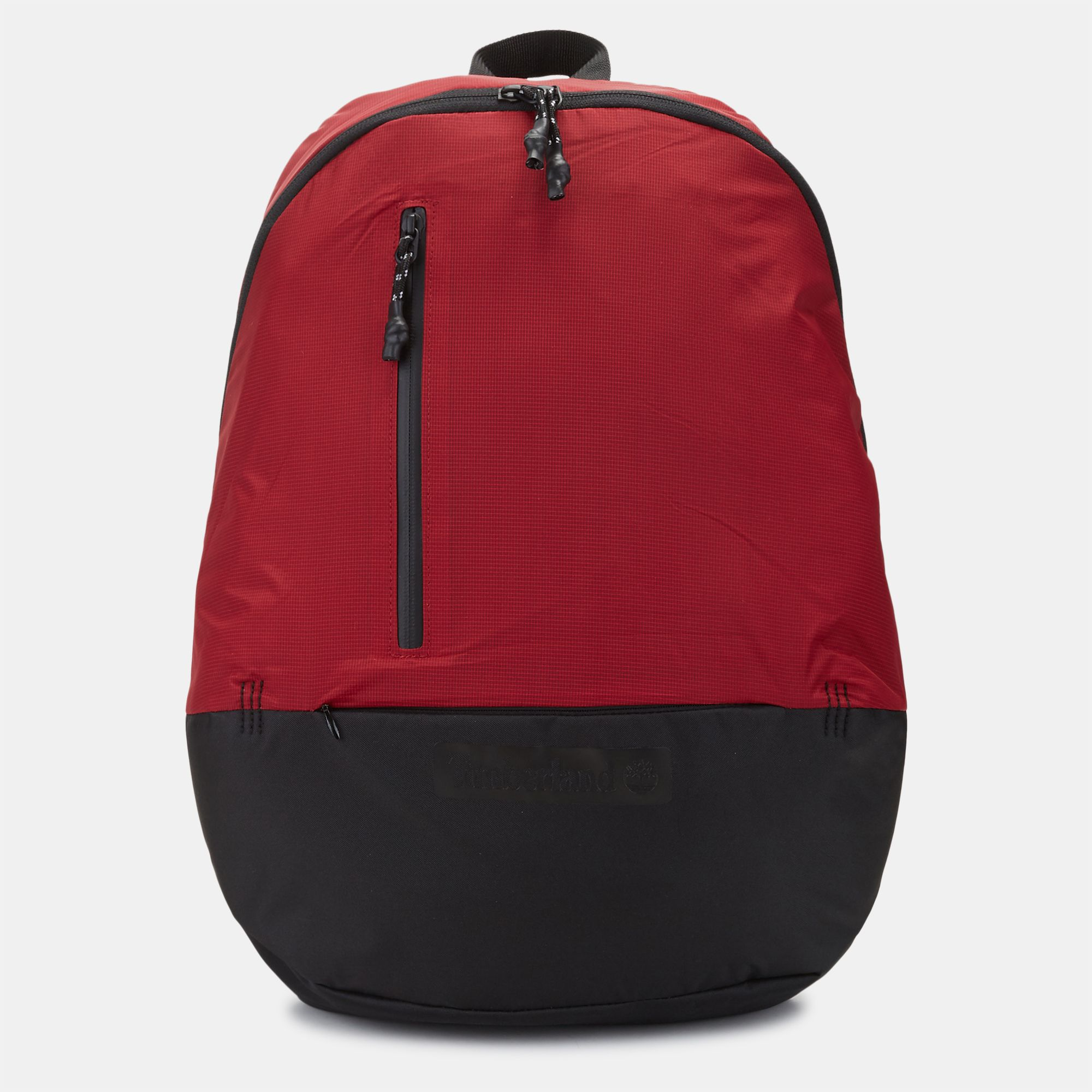 4d270f6680 Shop Red Timberland Castle Hill Backpack for Unisex by Timberland | SSS