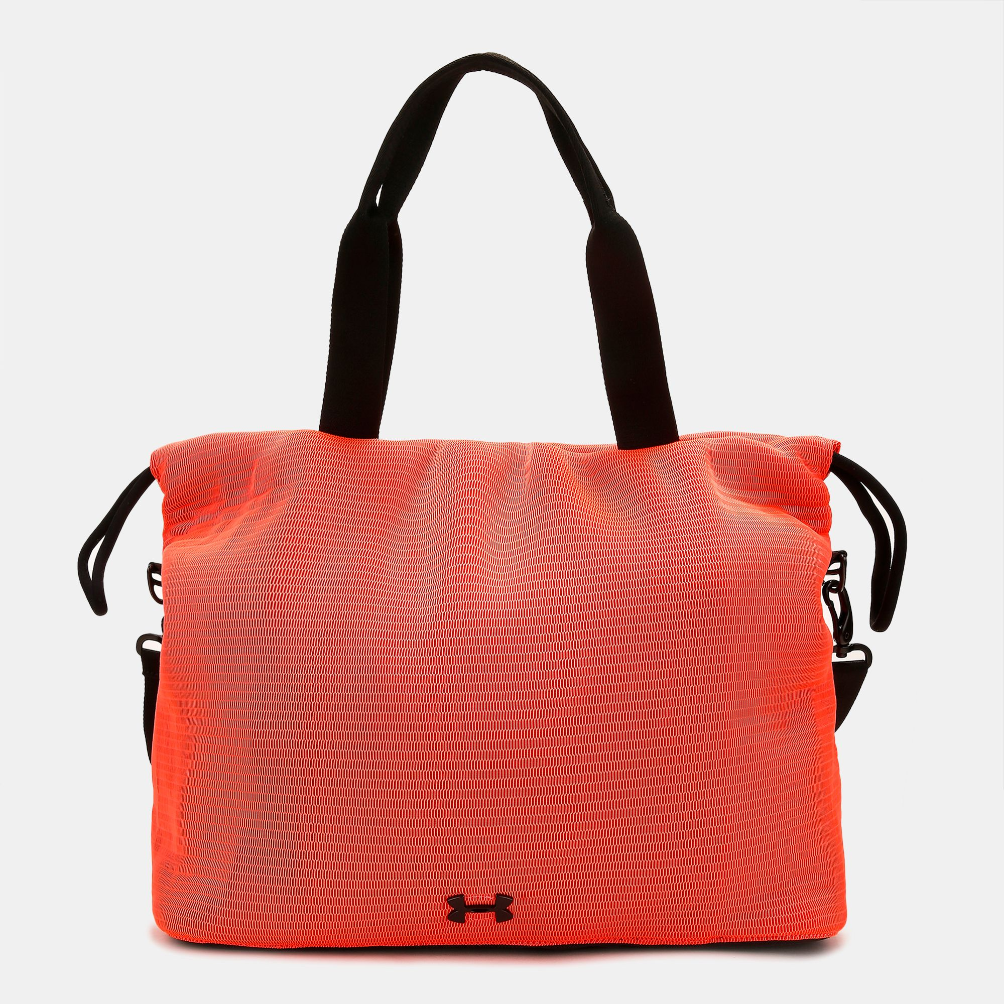 3c6805e53a12 Shop Pink Under Armour Cinch Mesh Tote Bag for Womens by Under ...