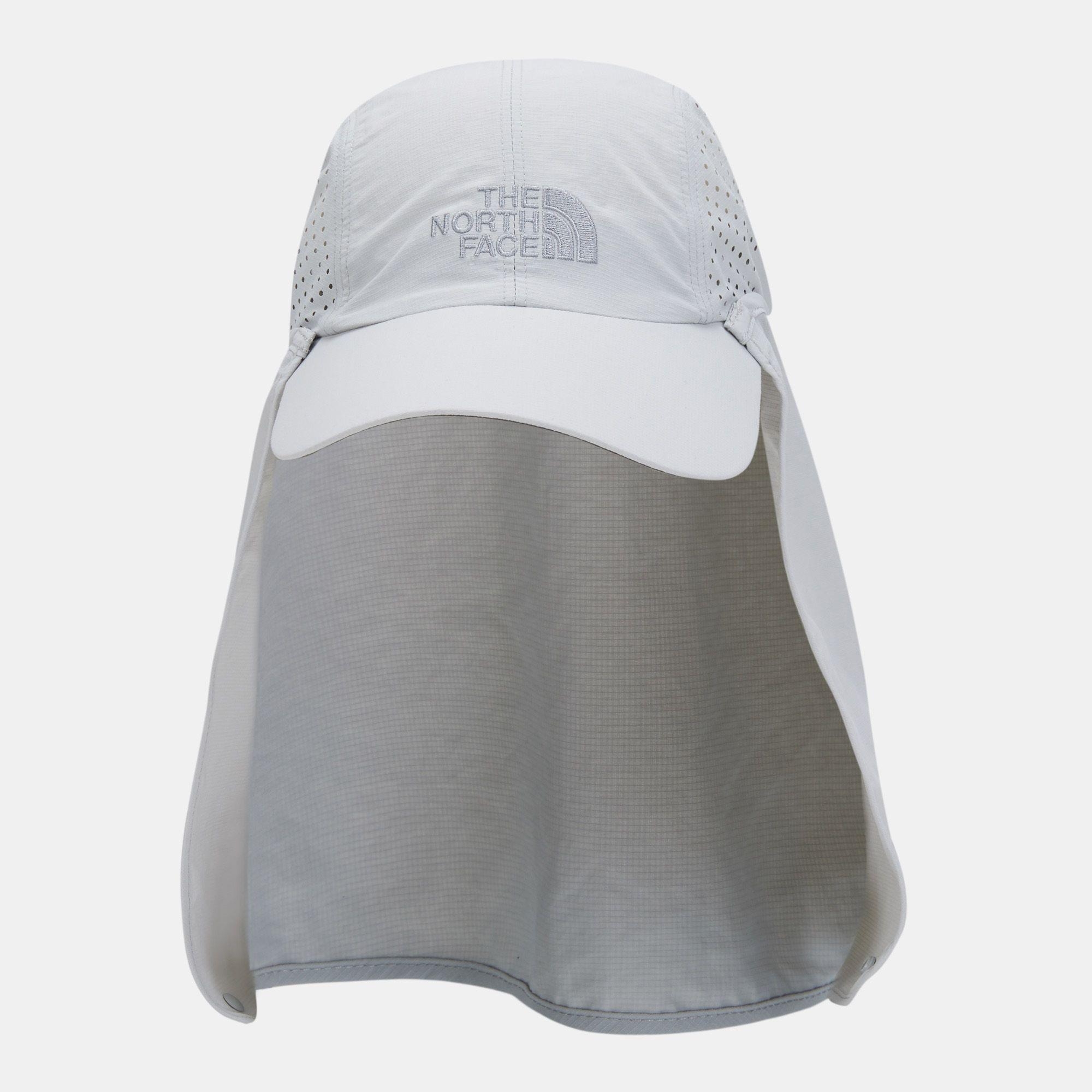 The North Face Sun Shield Ball Cap - Grey 0506b4aa0ca