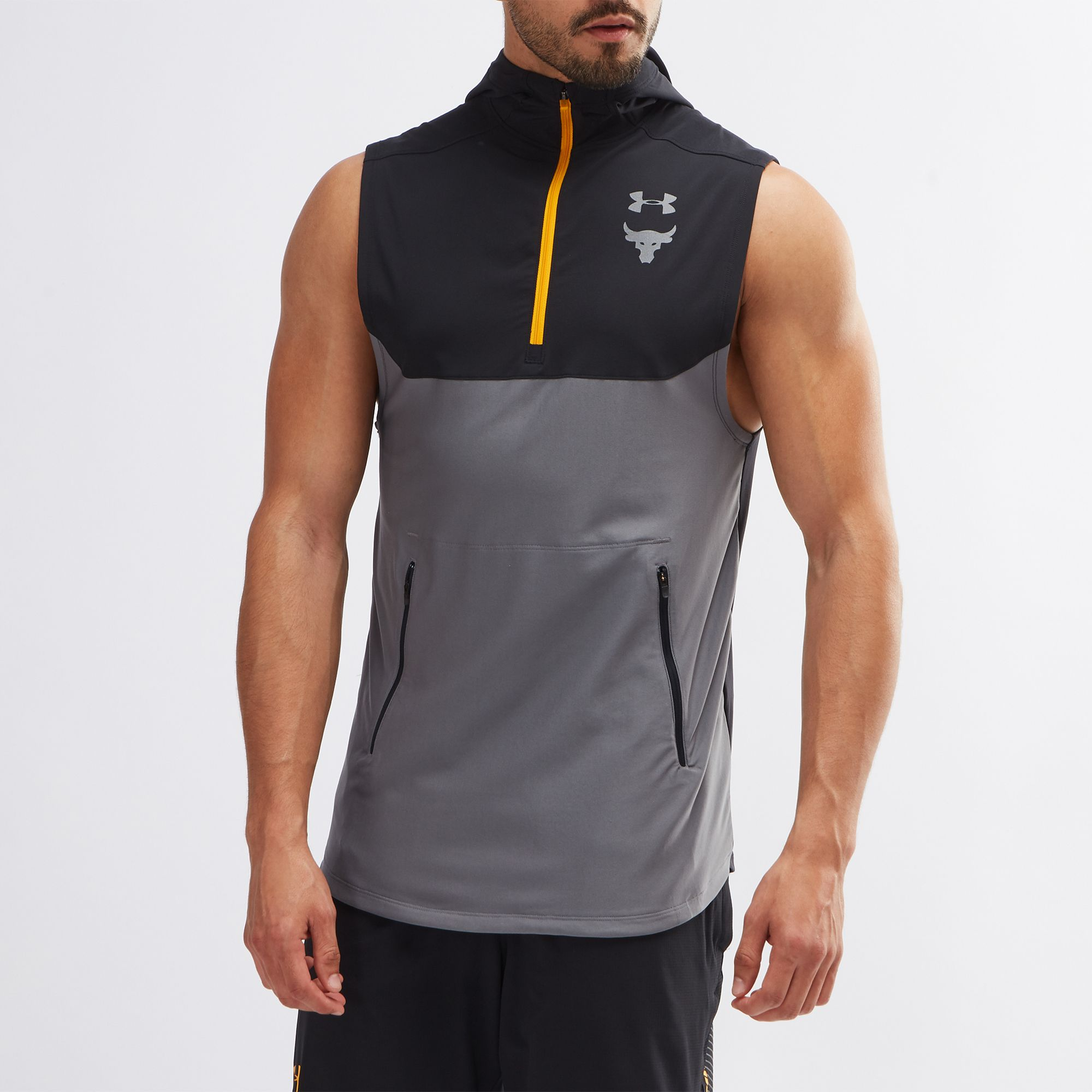875bb67fc6ba57 Under Armour Project Rock Vanish SL Hoodie