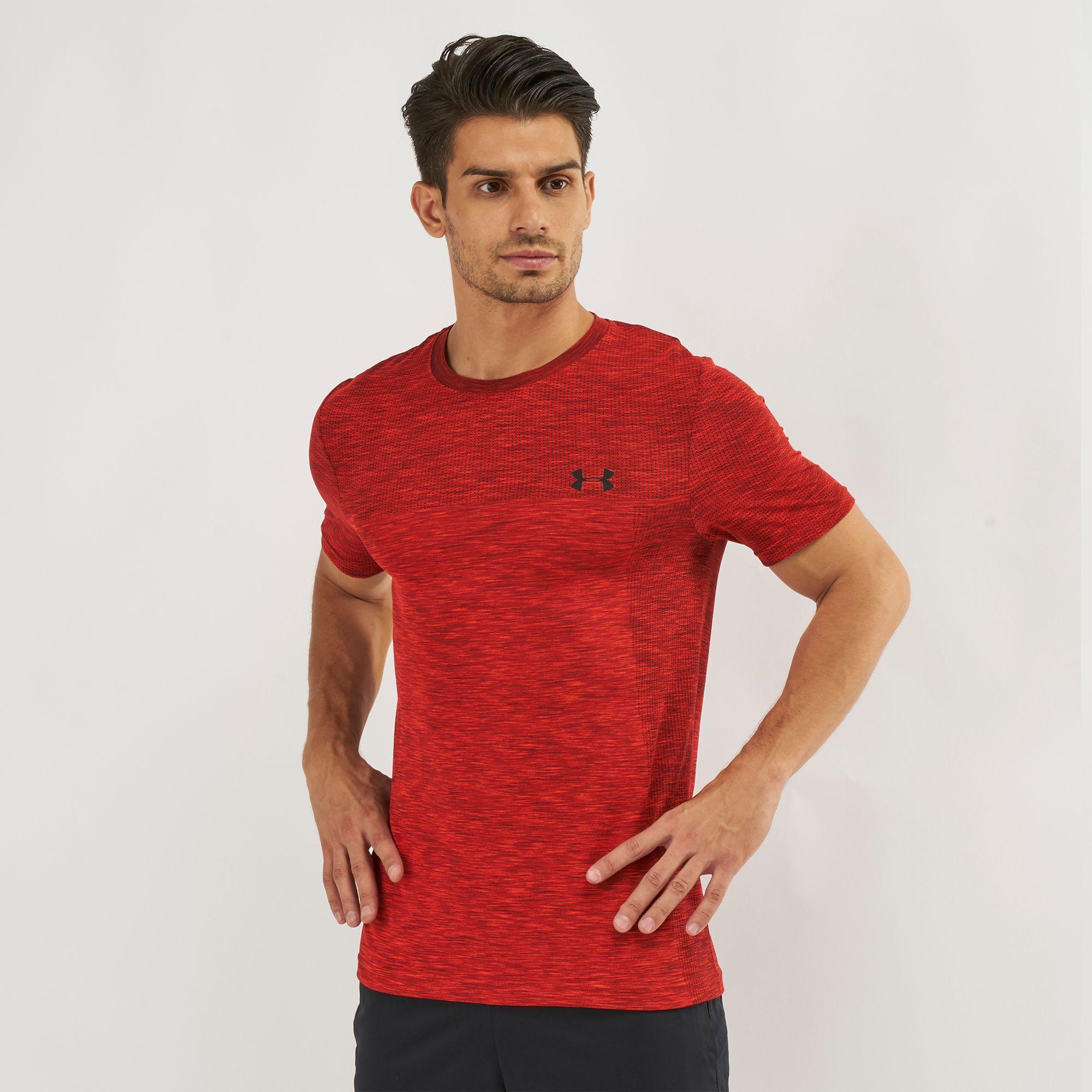 variedad de diseños y colores disfruta de precio barato servicio duradero Buy Under Armour Threadborne Siphon T-Shirt Online in Dubai, UAE | SSS