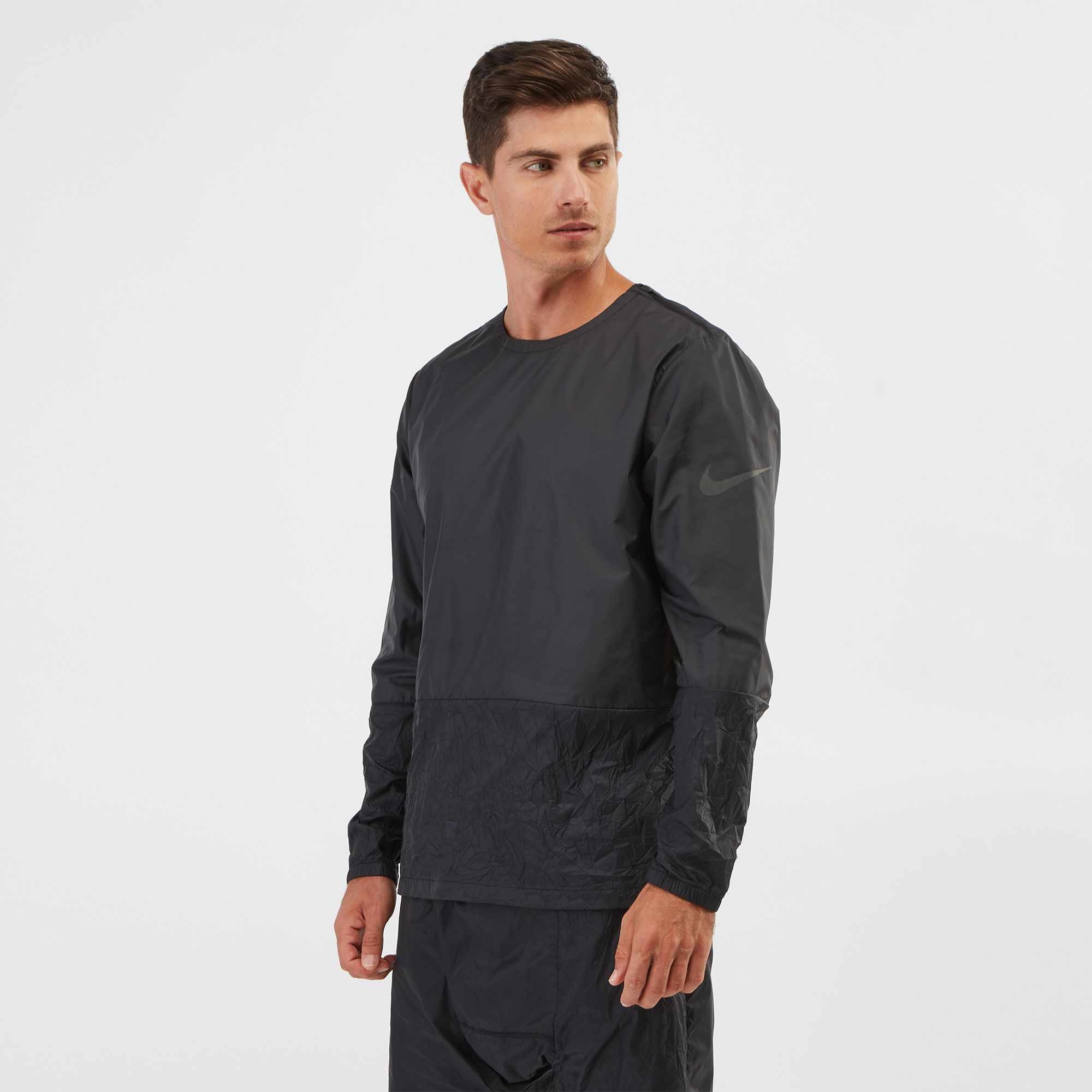 b4be4022 Nike Crew Running Jacket | Jackets | Clothing | Men's Sale | Sale | SSS