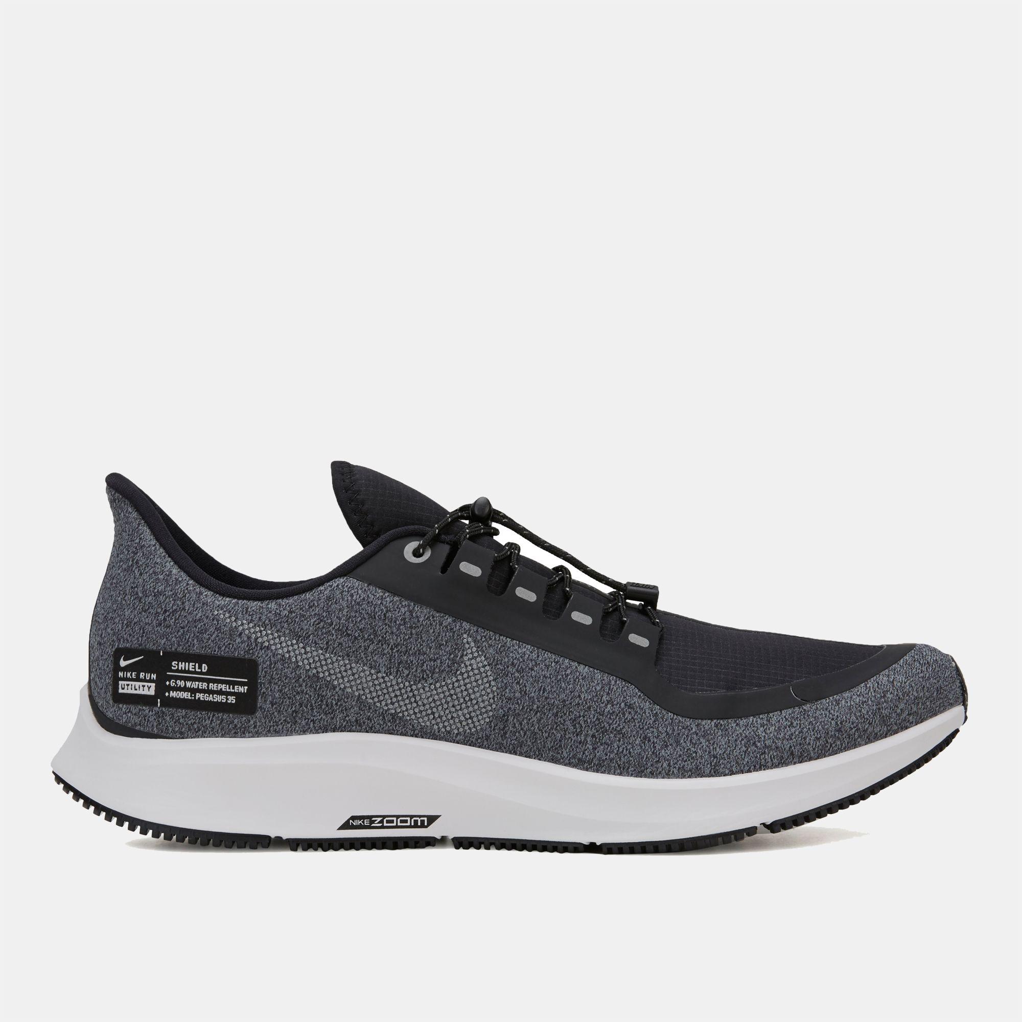 5e1bab1fd9324 Nike Air Zoom Pegasus 35 Shield Shoe | Road Running | Running Shoes ...