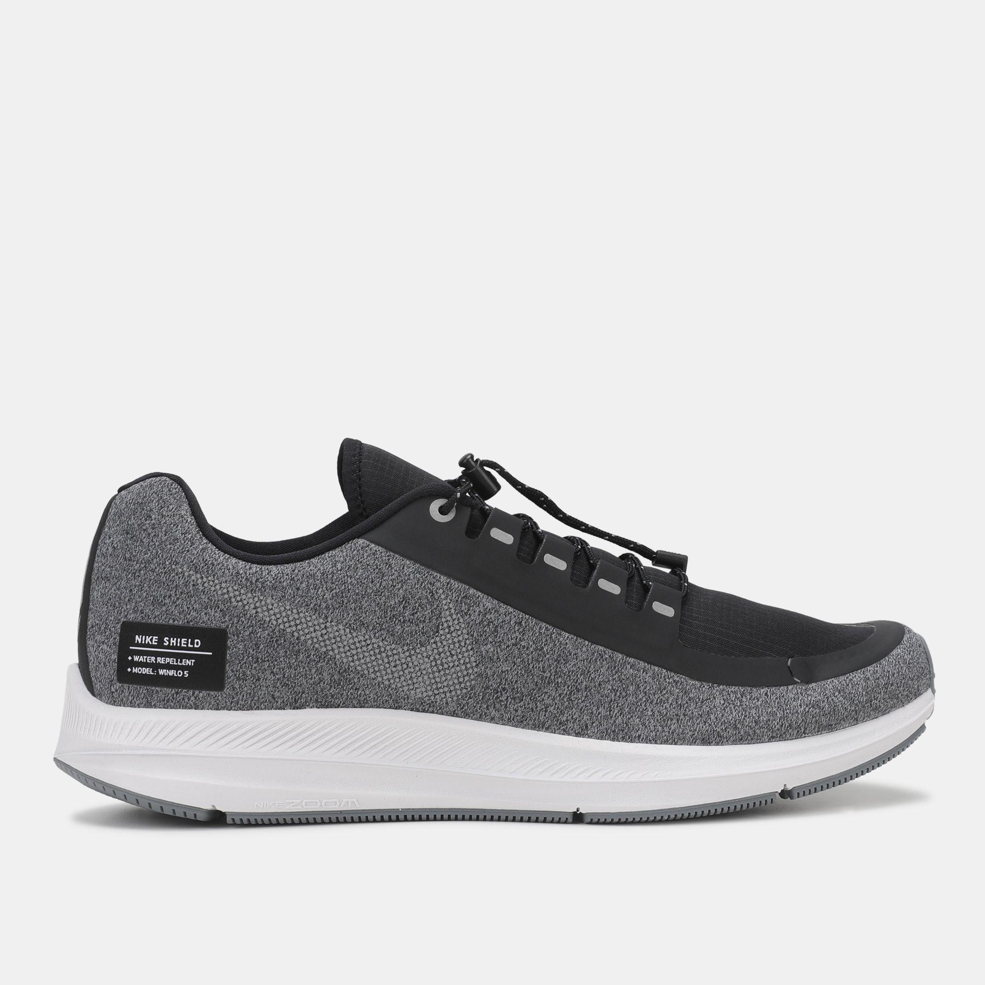 huge discount 05eca 3d967 Nike Zoom Winflo 5 Run Shield Shoe