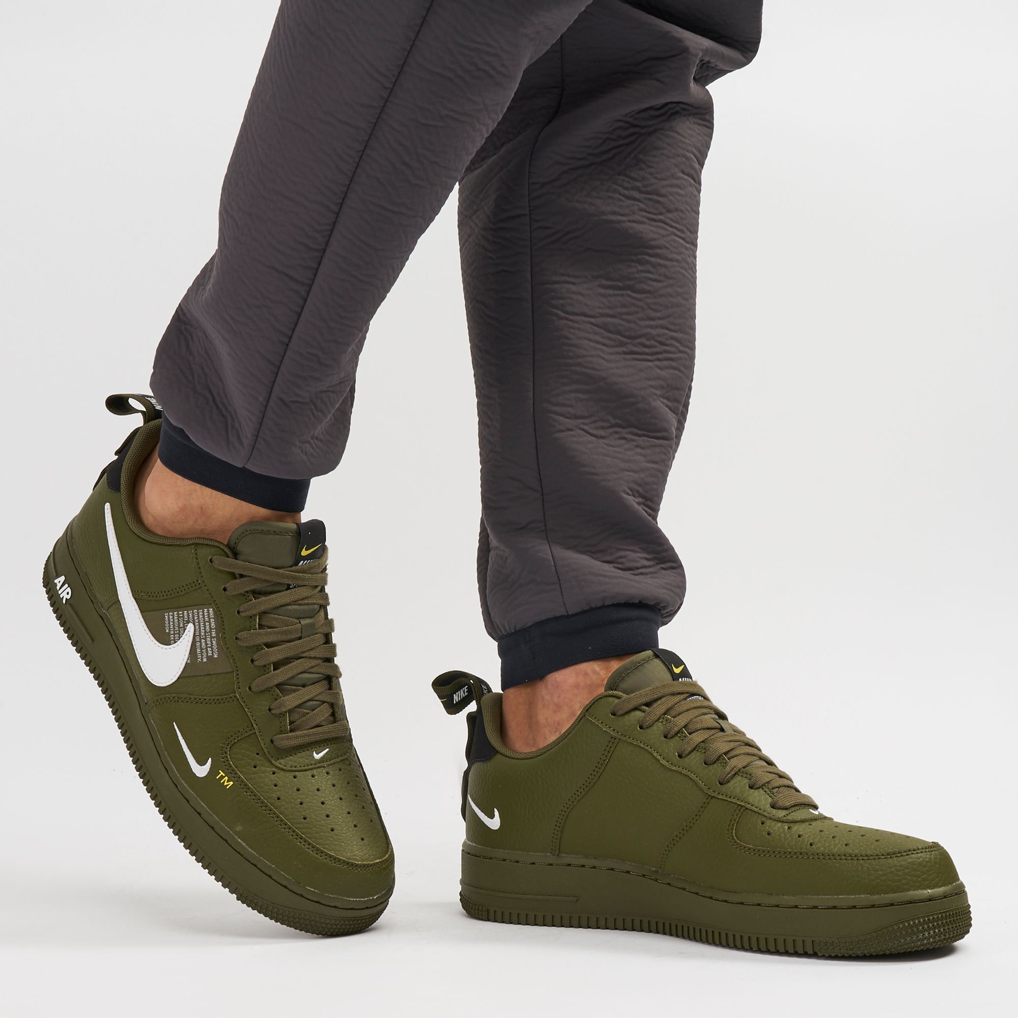 Nike Air Force 1 07 Lv8 Utility Shoe Sneakers Shoes Sports