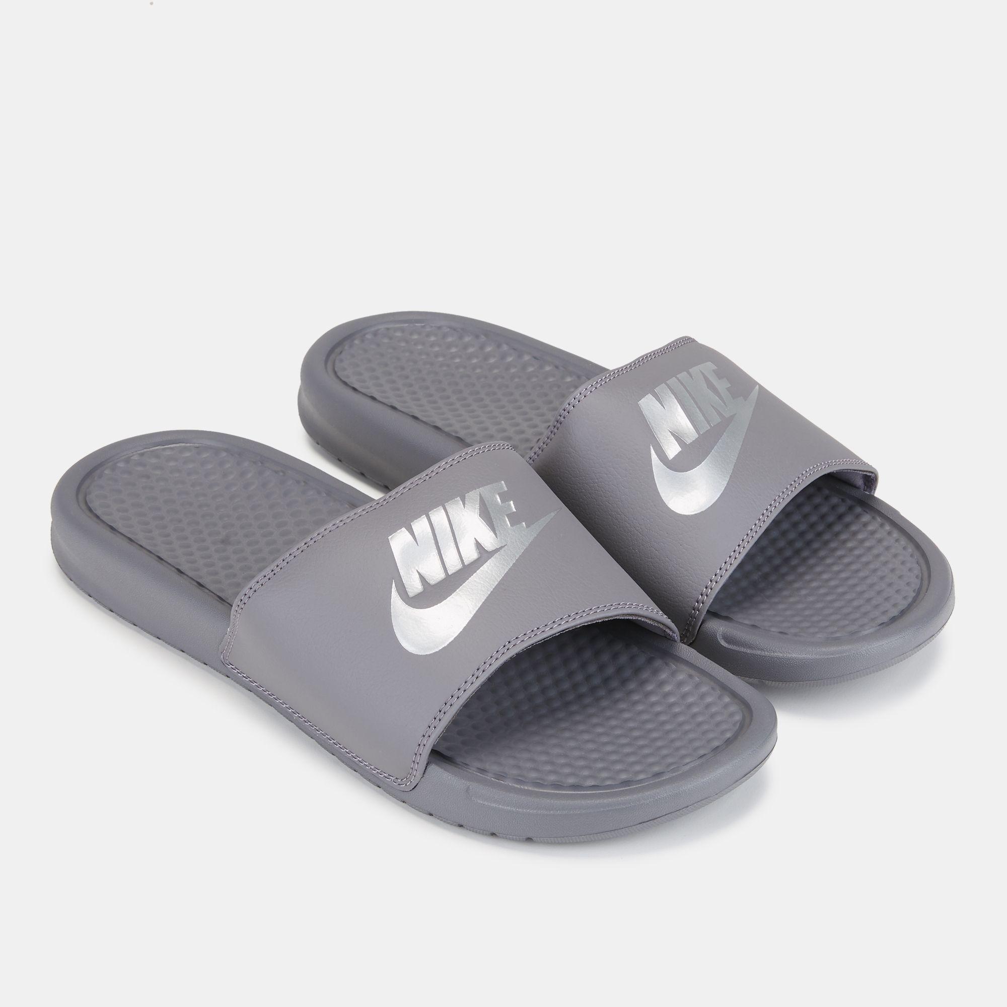 finest selection 23539 8ba47 Nike Benassi Just Do It Slide Sandals   Slides   Sandals And Flip-Flops    Shoes   Mens   NIKE343880-20   SSS
