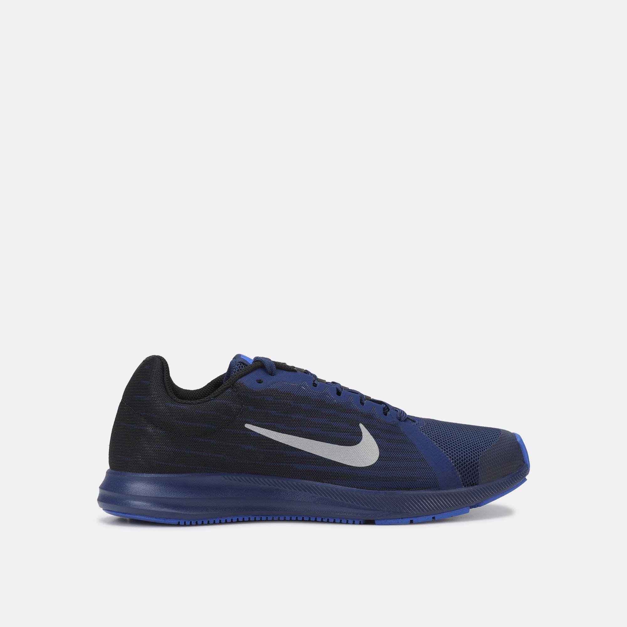 c3bde38434c3 Nike Kids  Downshifter 8 Reflective Running Shoe (Older Kids ...