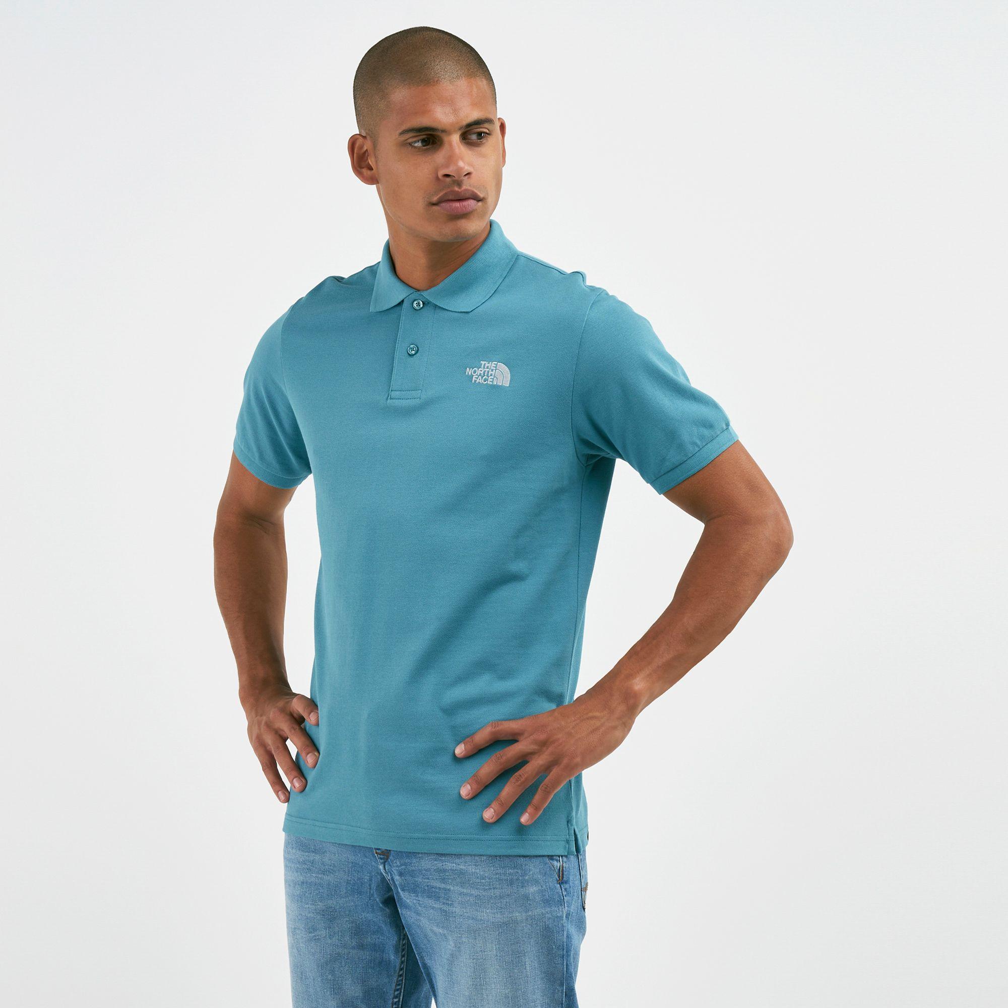 0bb986b50 The North Face Men's Piquet Polo T-Shirt
