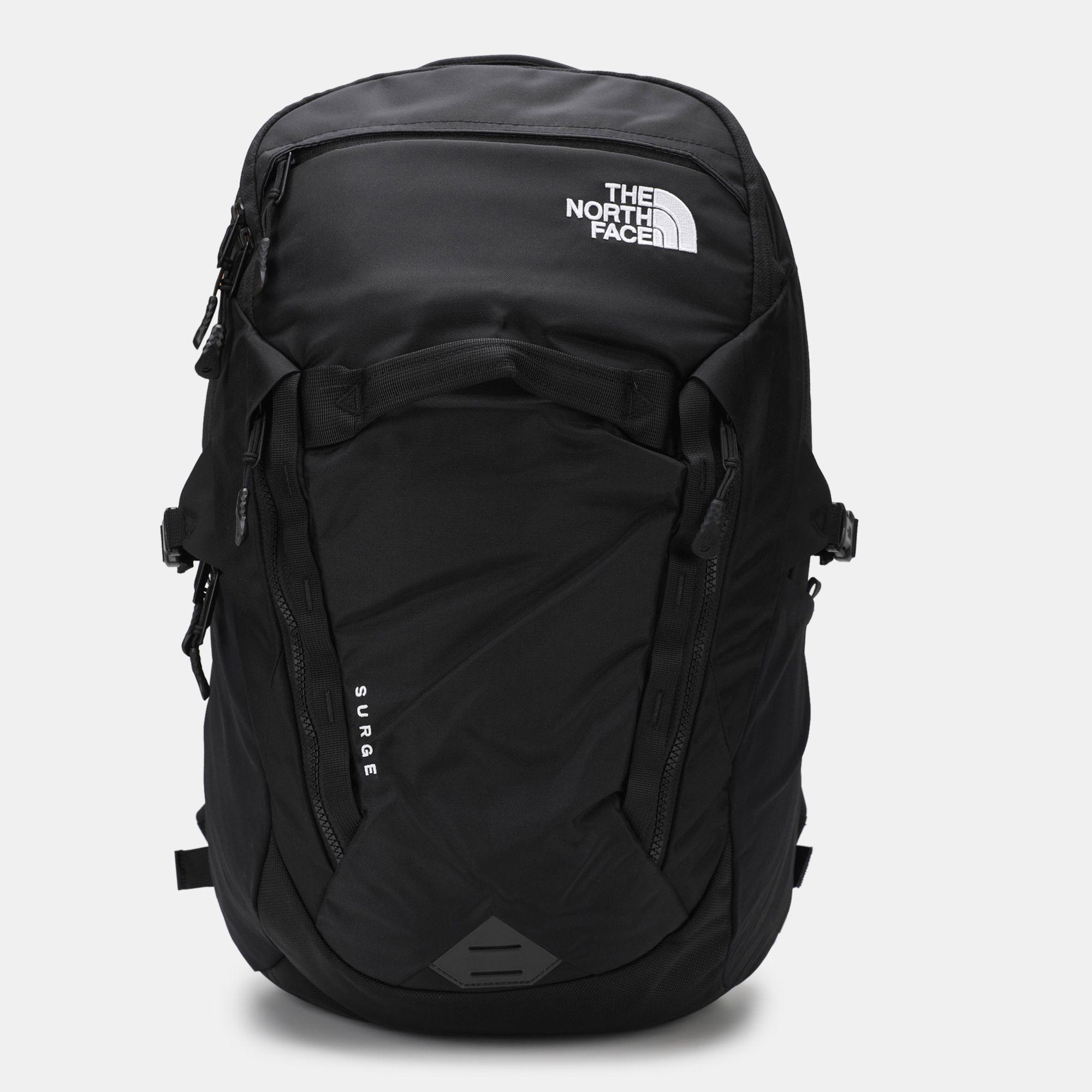 8eca94bd782c Shop Black The North Face Surge 32L Backpack | Backpacks and ...