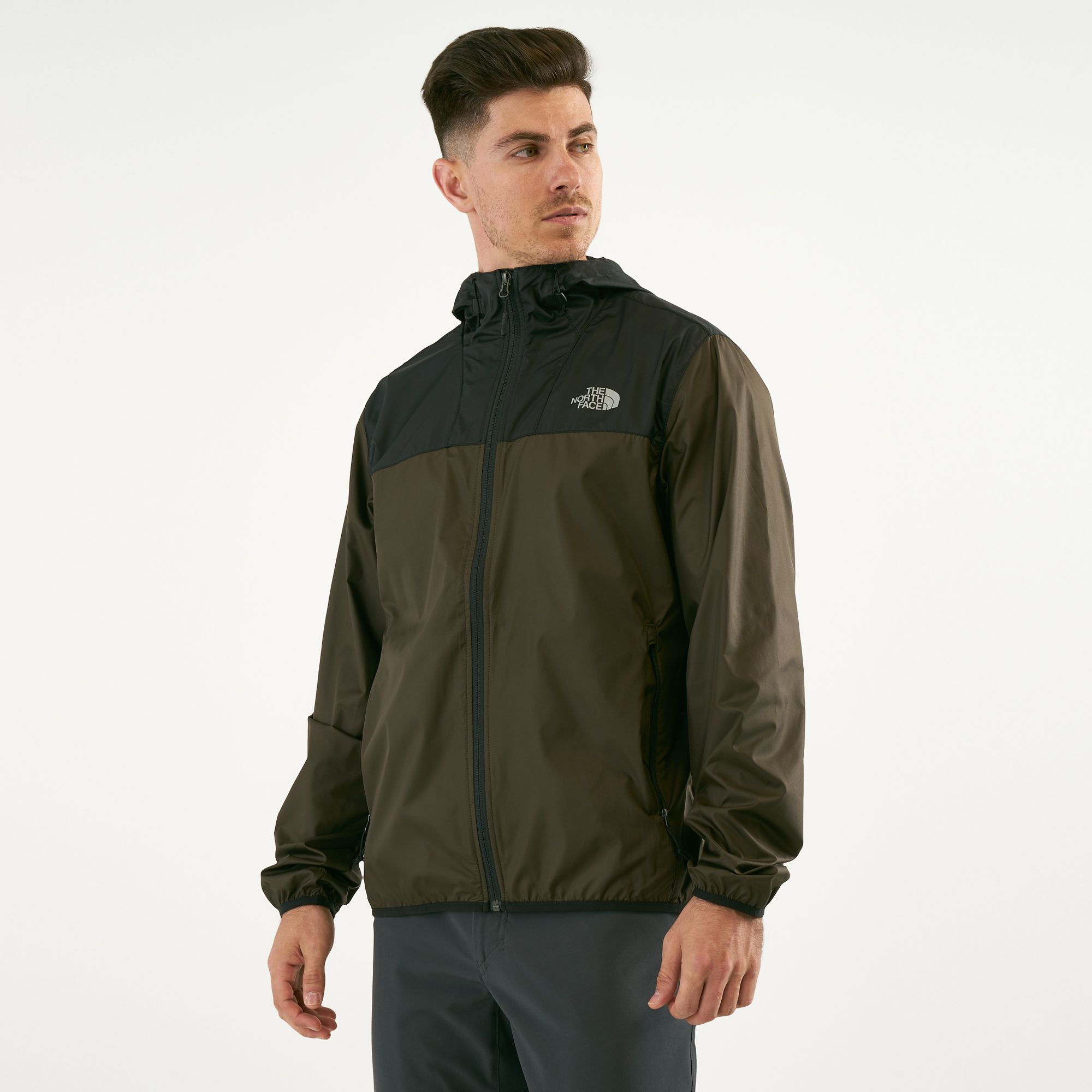 58219a499 The North Face Men's Cyclone 2 Hooded Wind Jacket
