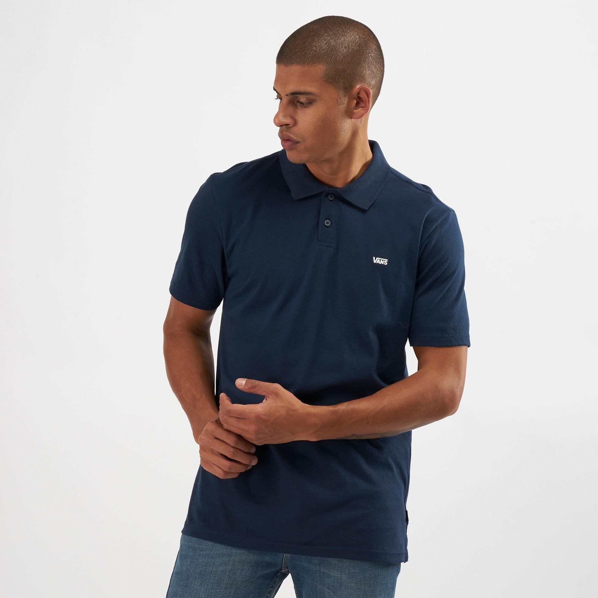 1ab70e941d Vans Classic Polo T-Shirt | Polo Shirts | Tops | Clothing | Men'S Sale |  Sale |VAHLHLKZ | SSS