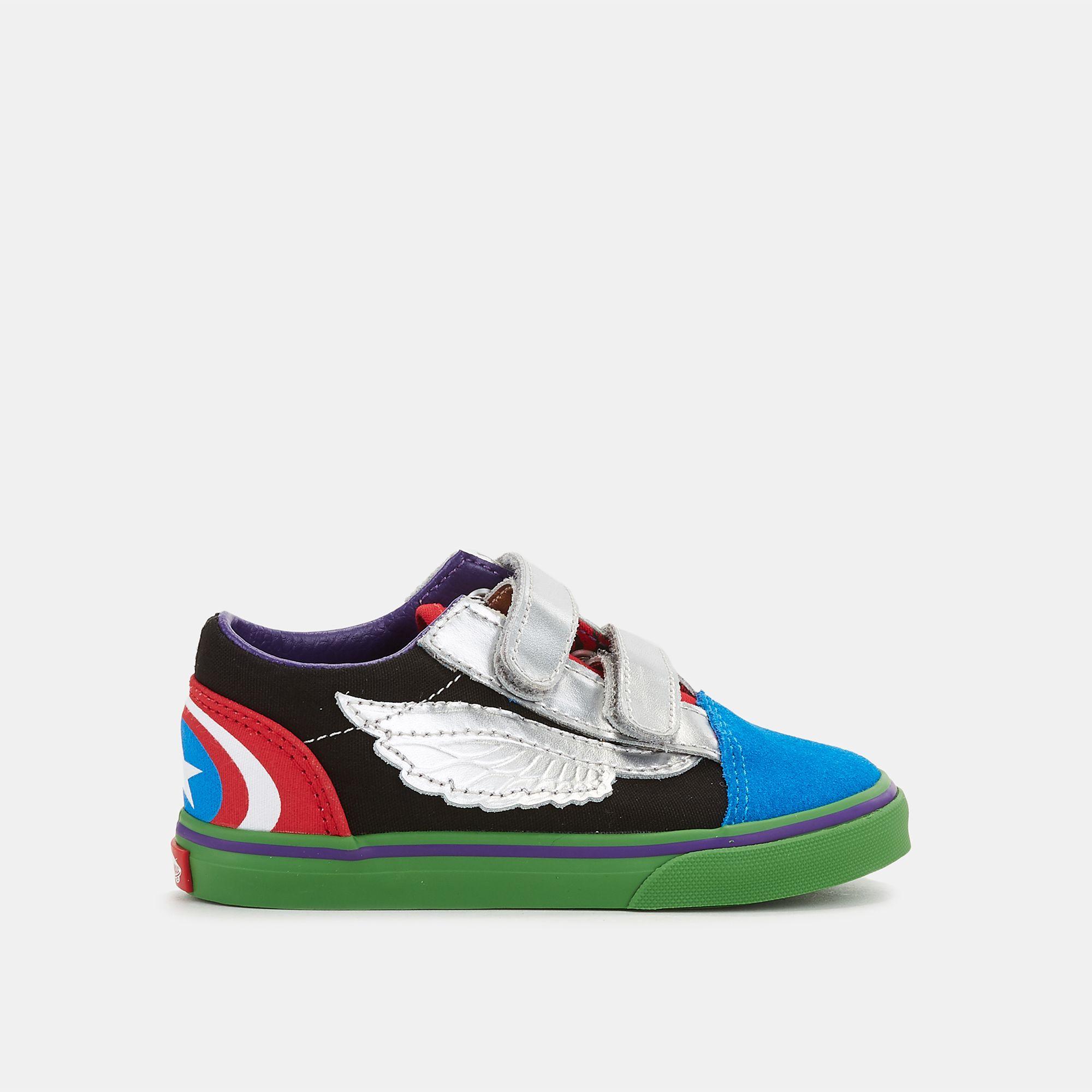 ec3e7d4853 Vans Kids  x Marvel Old Skool Shoe