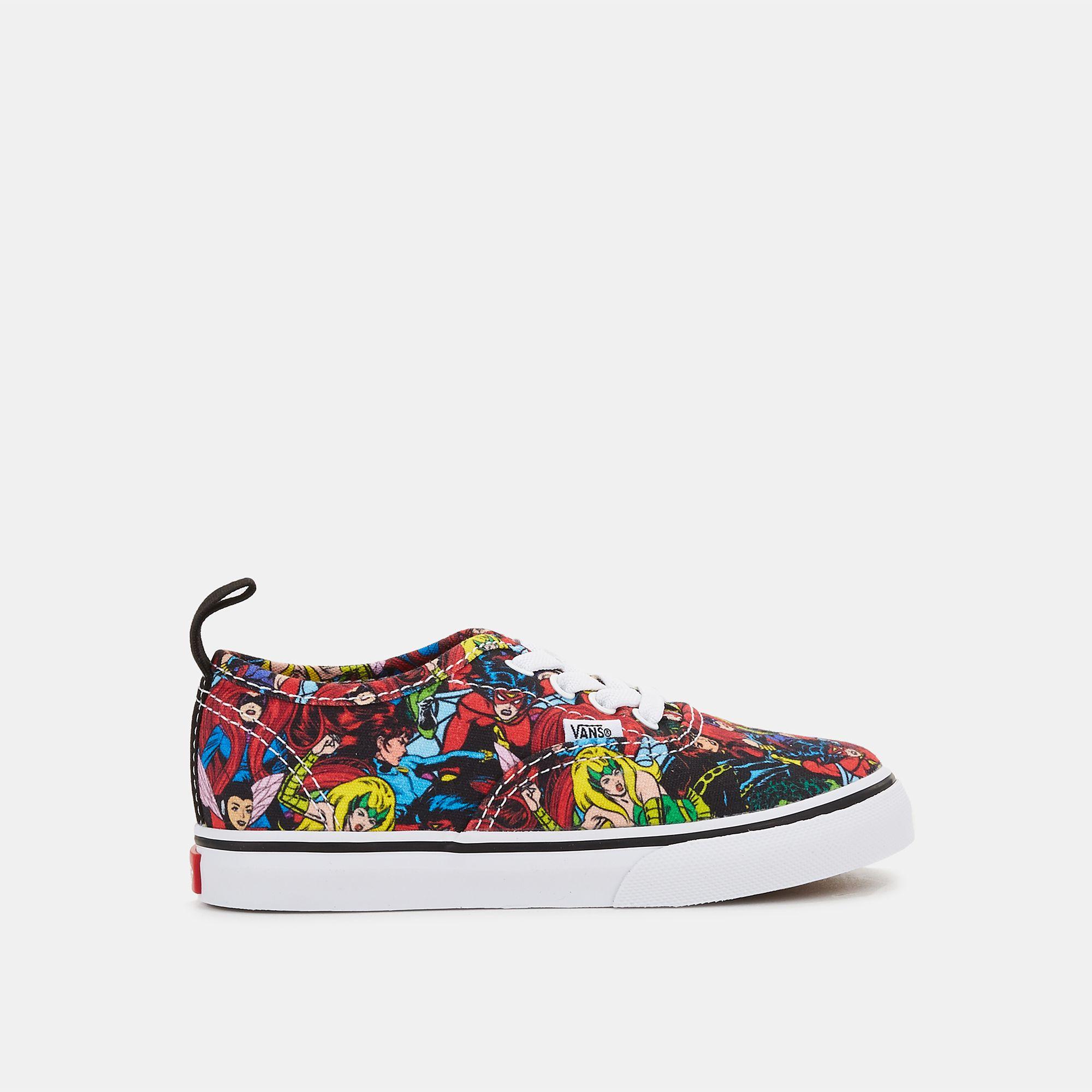 74d59157007 Vans Kids  x Marvel Authentic Elastic Lace Shoe