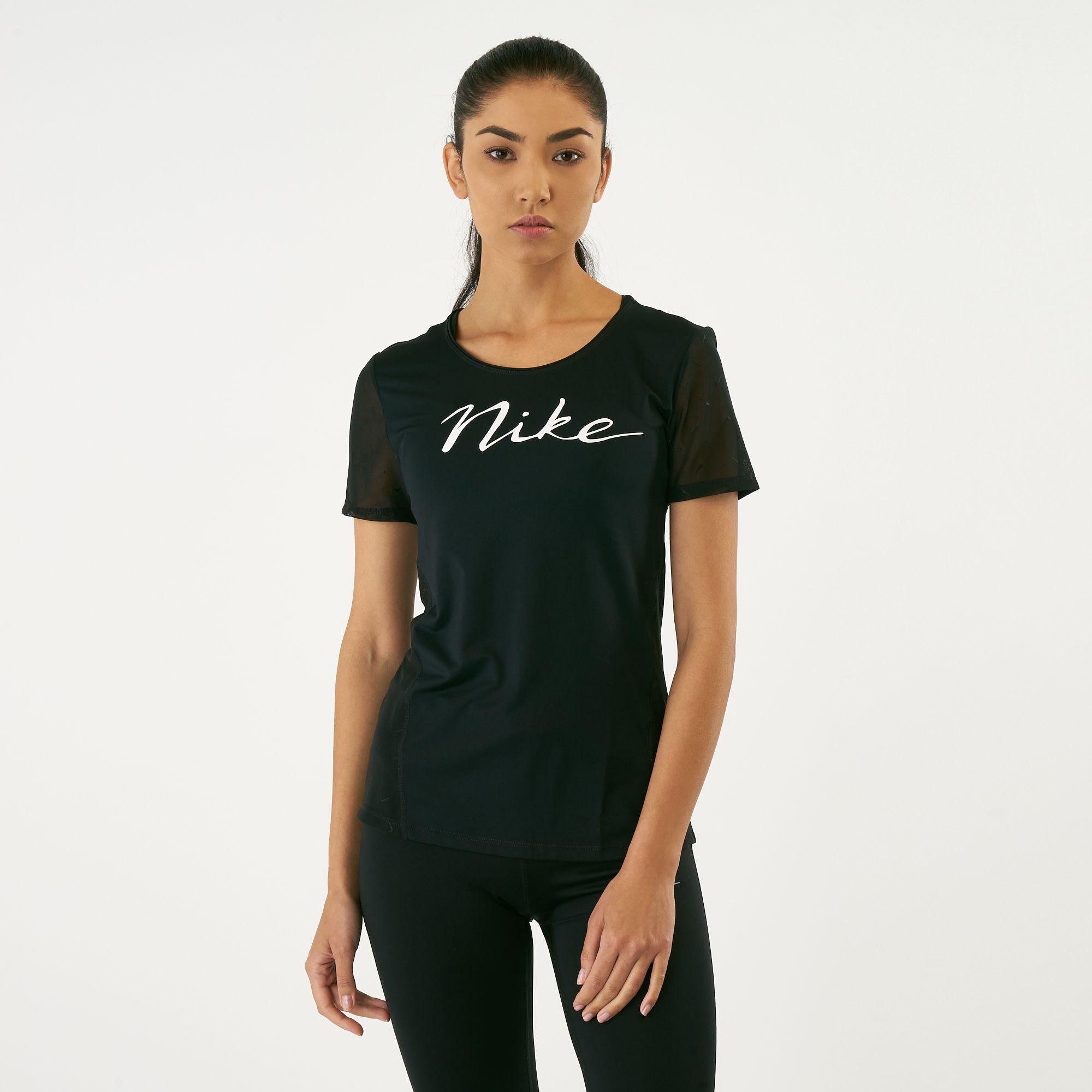 nike mini swoosh t shirt