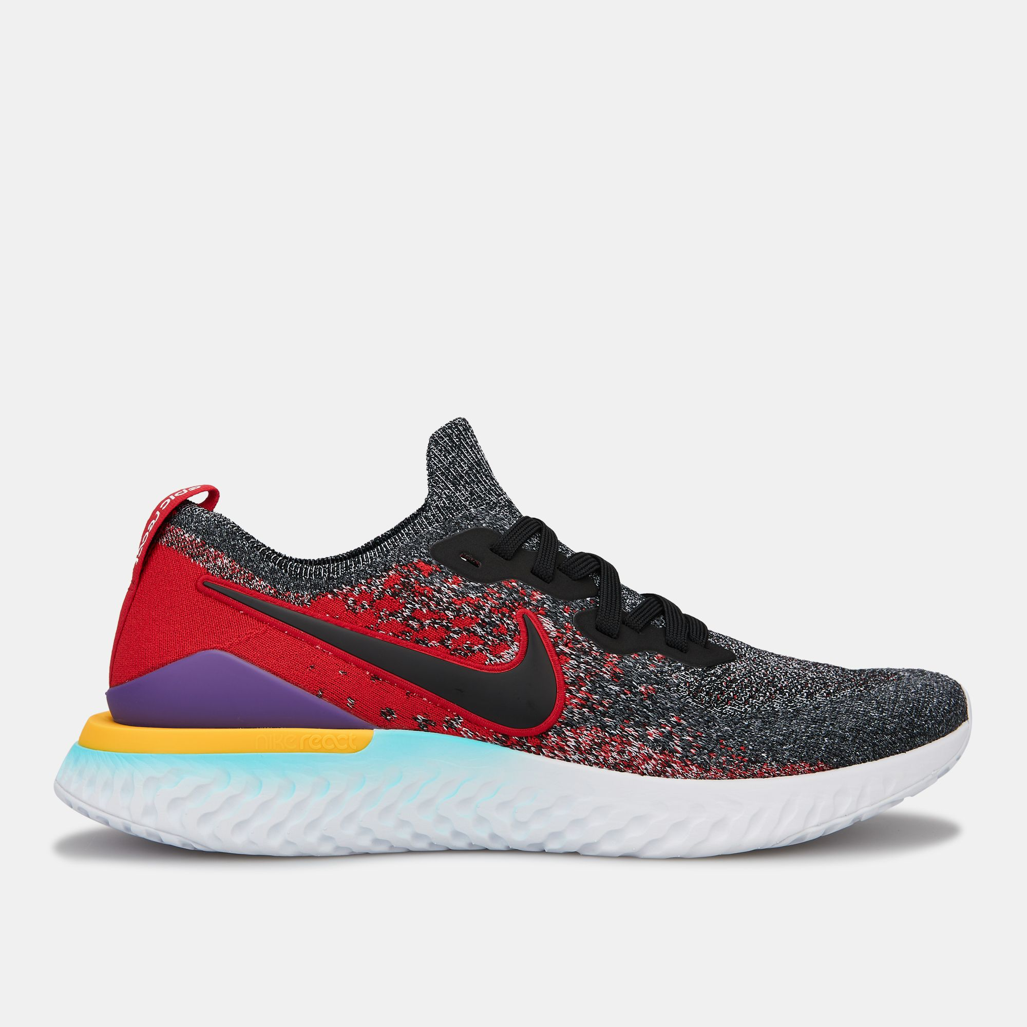 size 40 0bd2b 4b9d1 Nike Men s Epic React Flyknit 2 Shoe   Road Running   Running Shoes   Shoes    Mens   SSS
