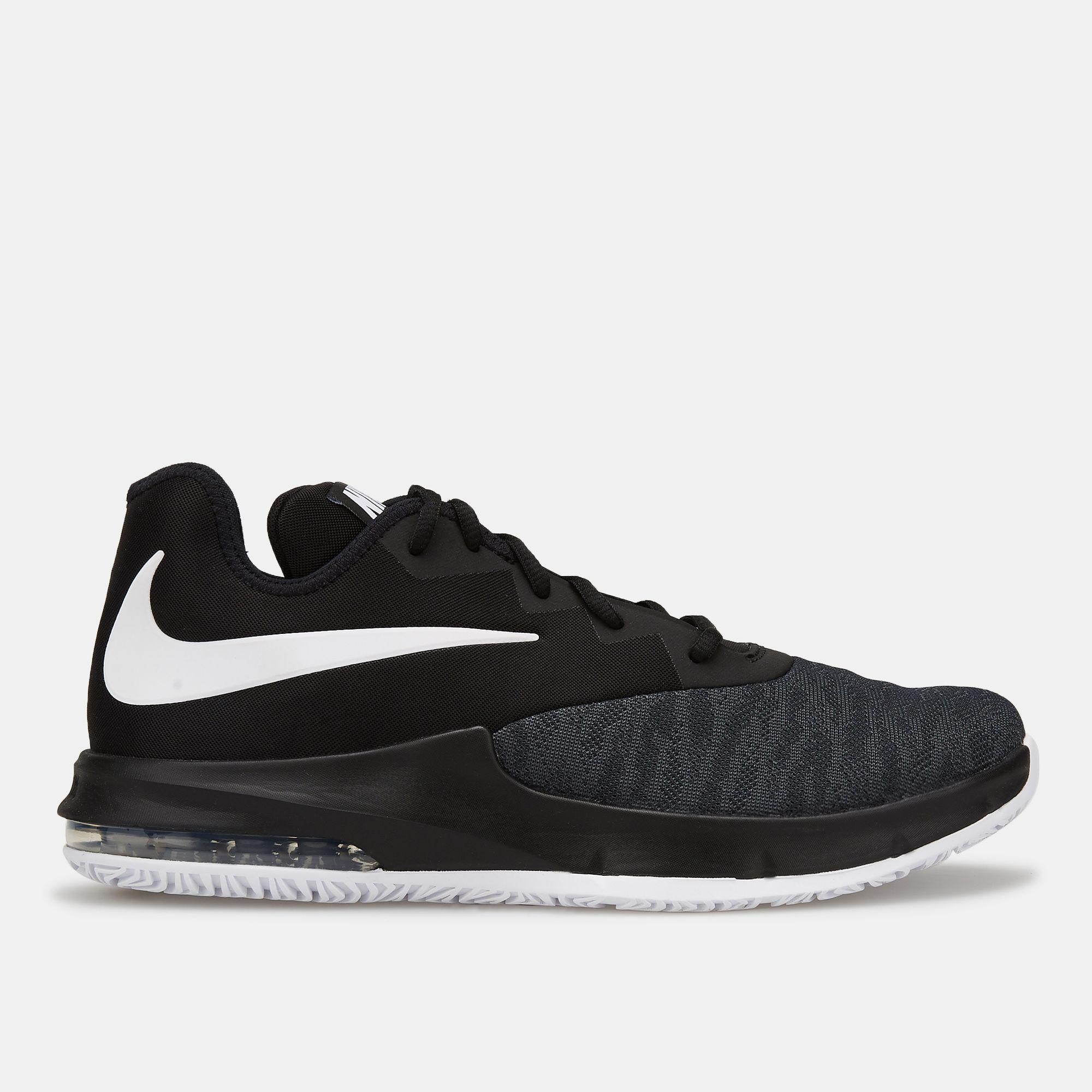 ba90ad3fa8 Nike Men's Air Max Infuriate III Low Basketball Shoe