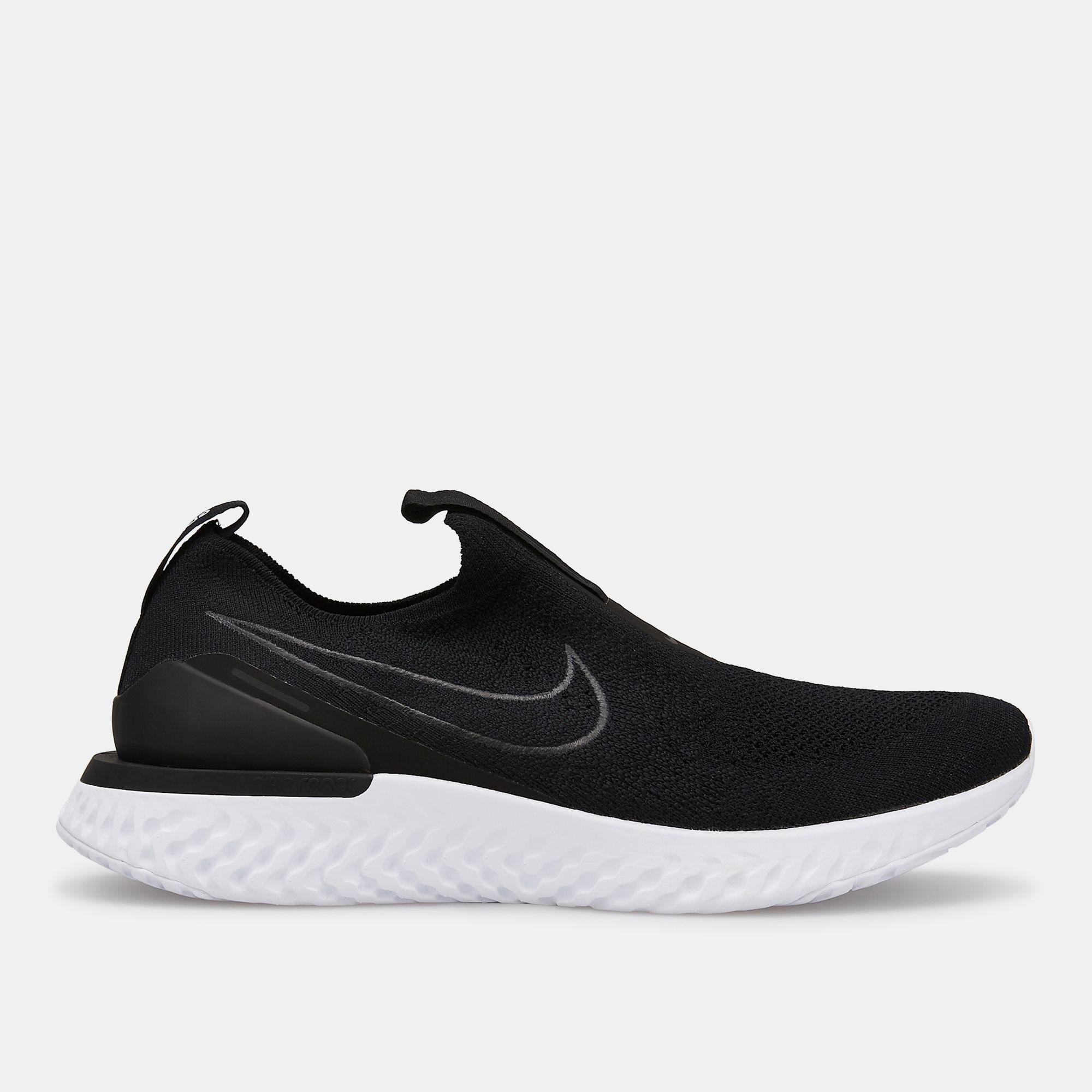 5ac7d7cd1f9af Nike Men s Epic Phantom React Flyknit Shoe
